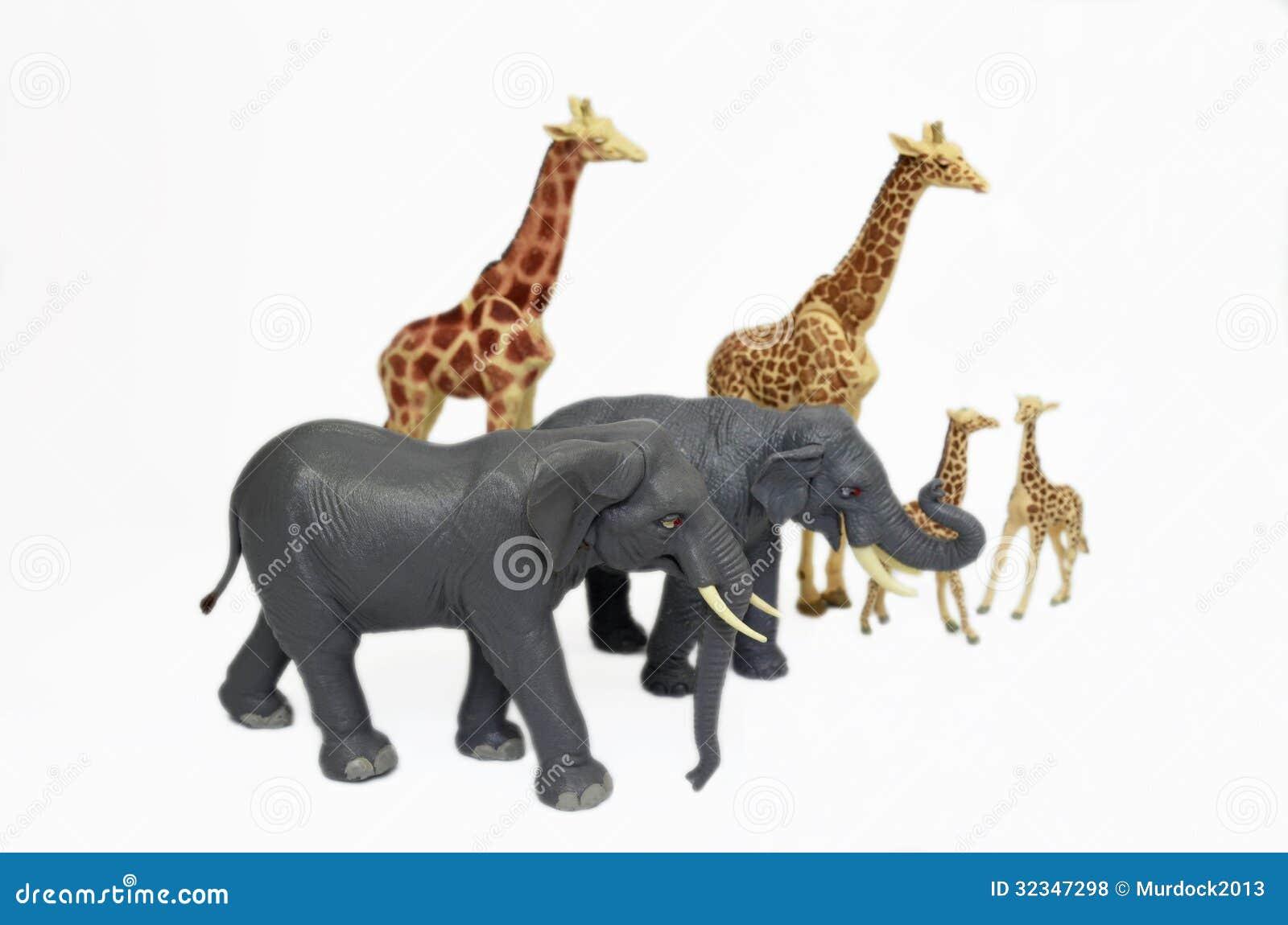 Zoo animals toys - photo#15