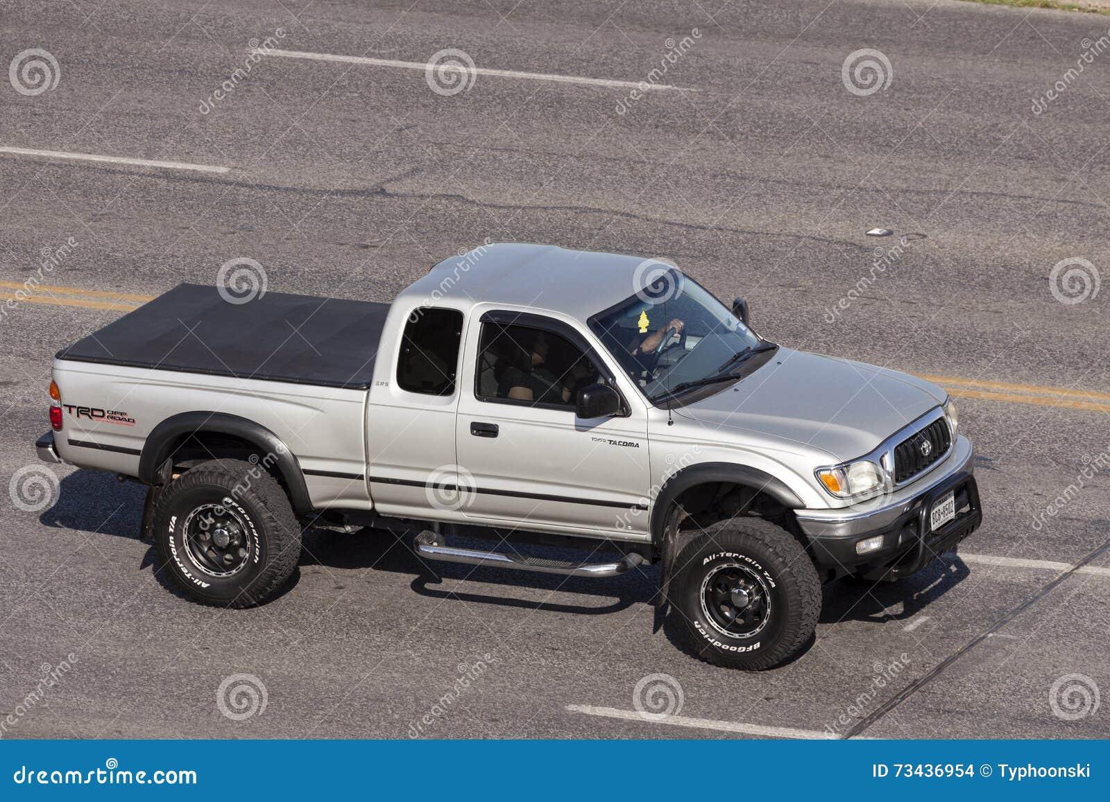 Toyota Τακόμα TRD από το δρόμο