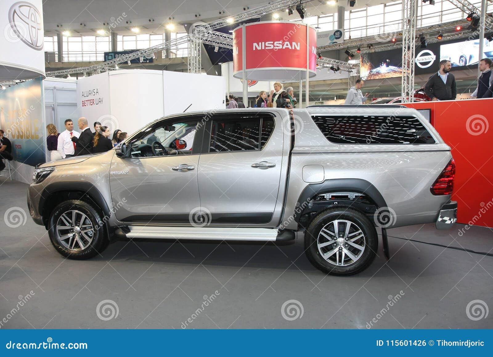 Toyota At Belgrade Car Show Editorial Photo Image Of Trade - 2018 car show dc