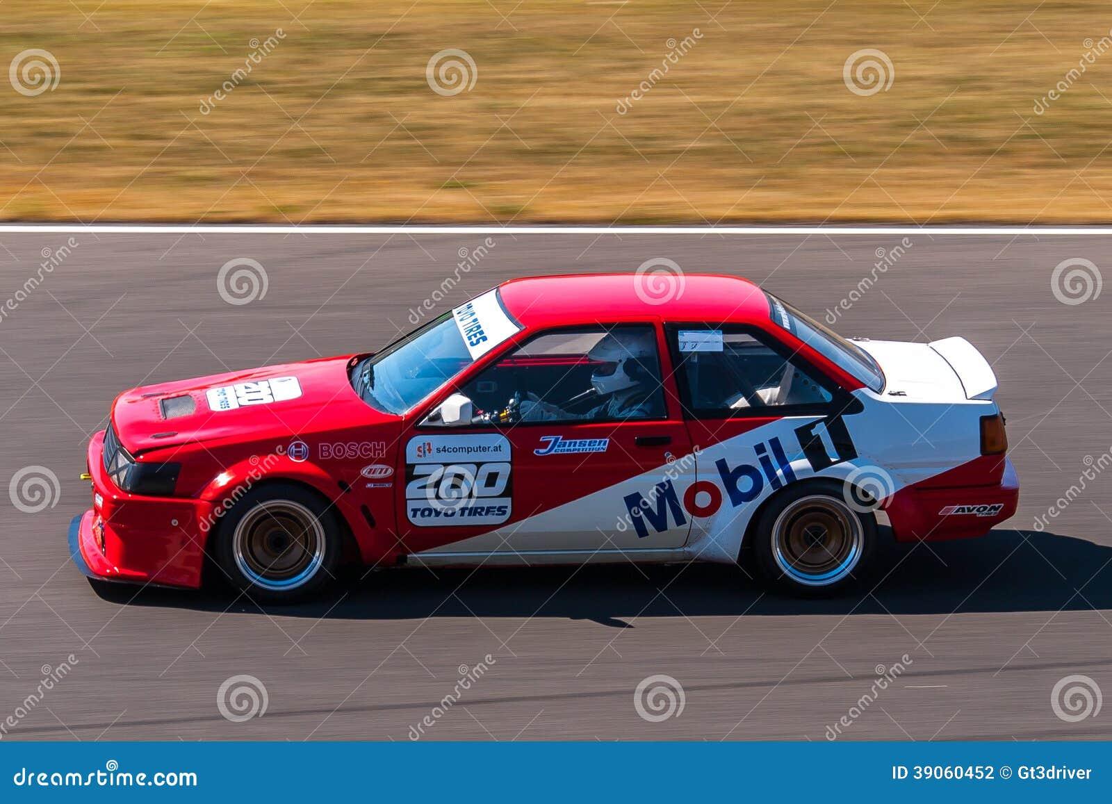 Toyota Corolla AE86 Race Car Editorial Photography - Image: 39060452