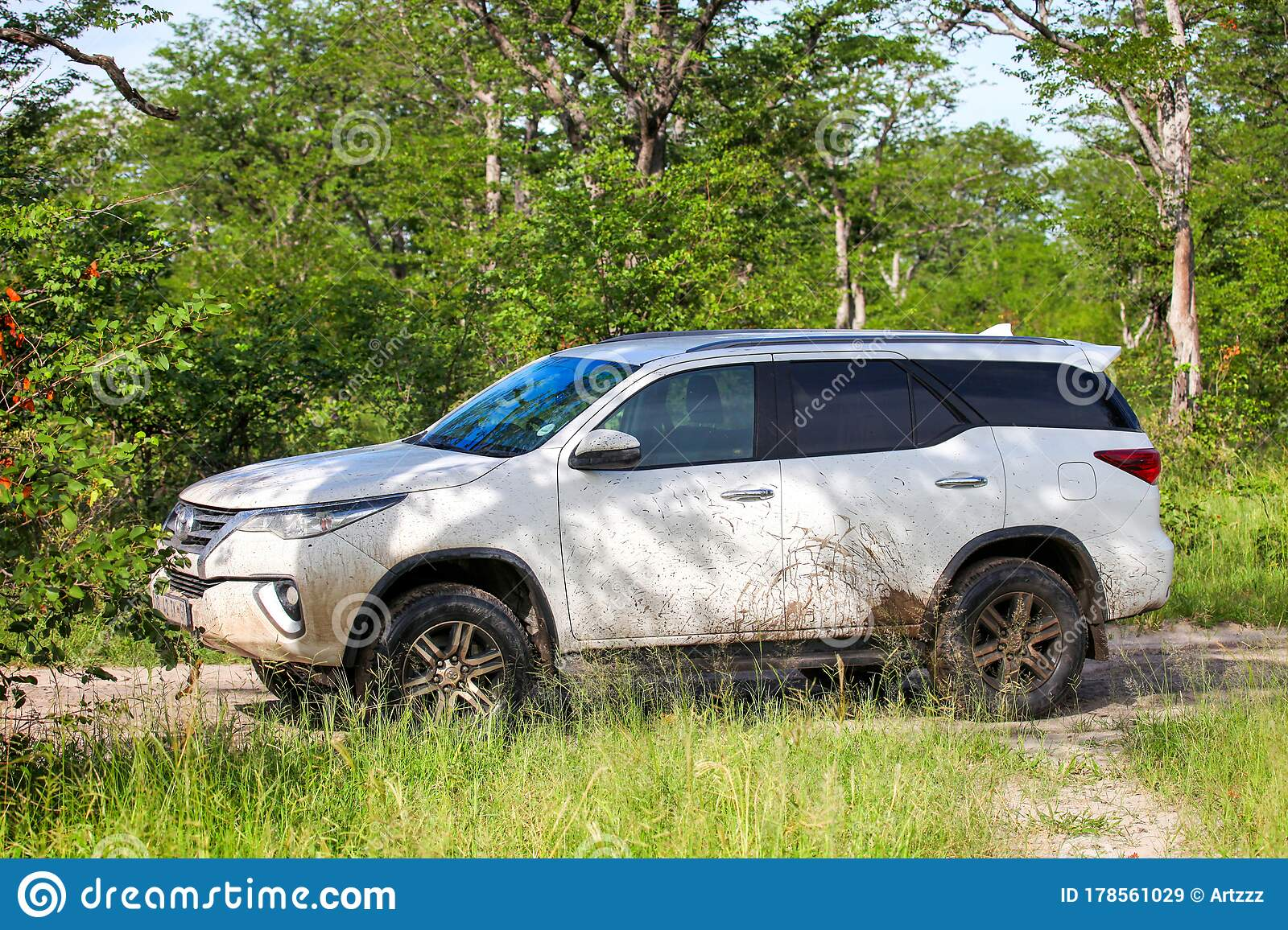 Toyota Fortuner Editorial Stock Image Image Of Fortuner 178561029