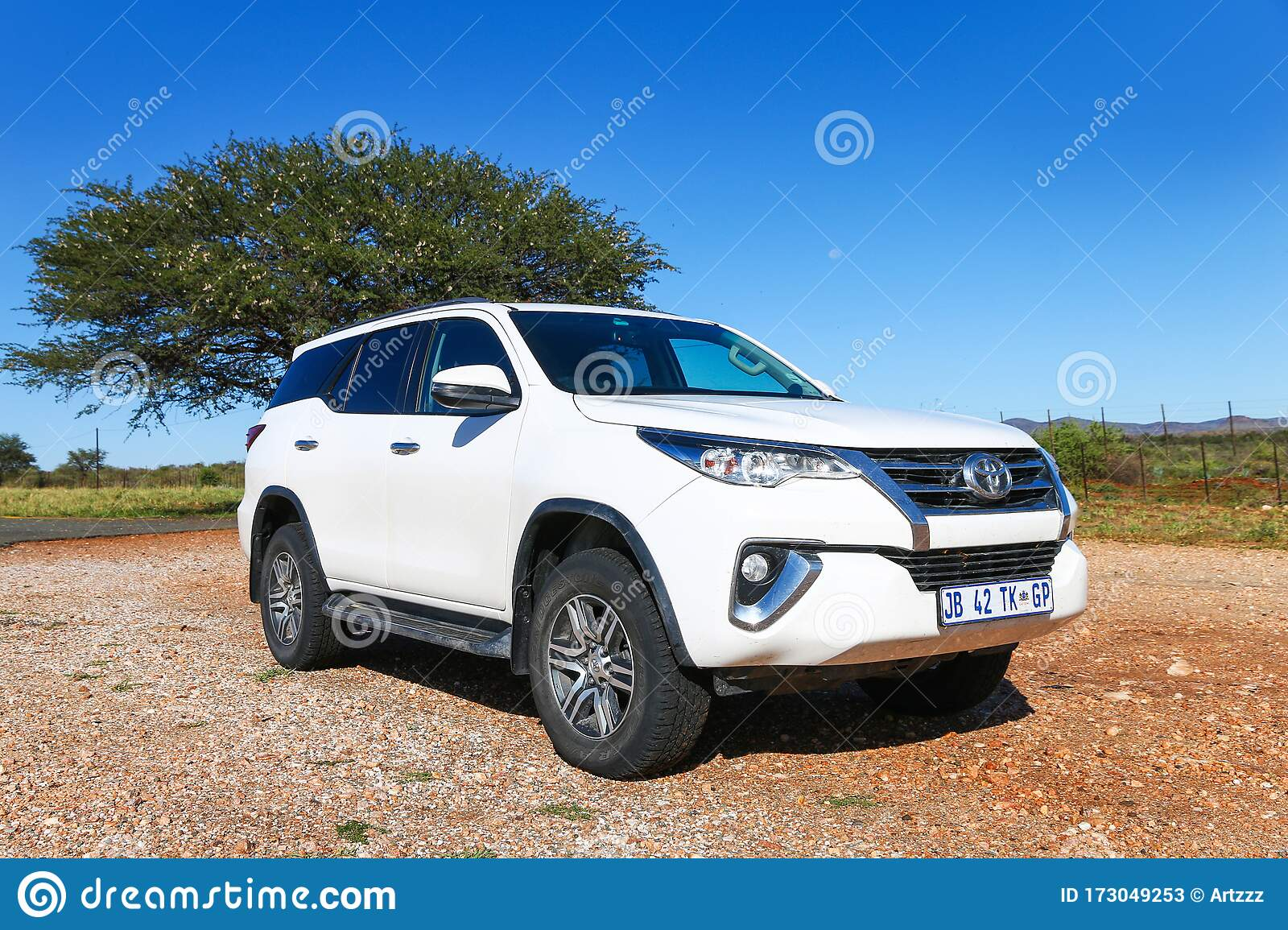 Toyota Fortuner Editorial Stock Photo Image Of Large 173049253
