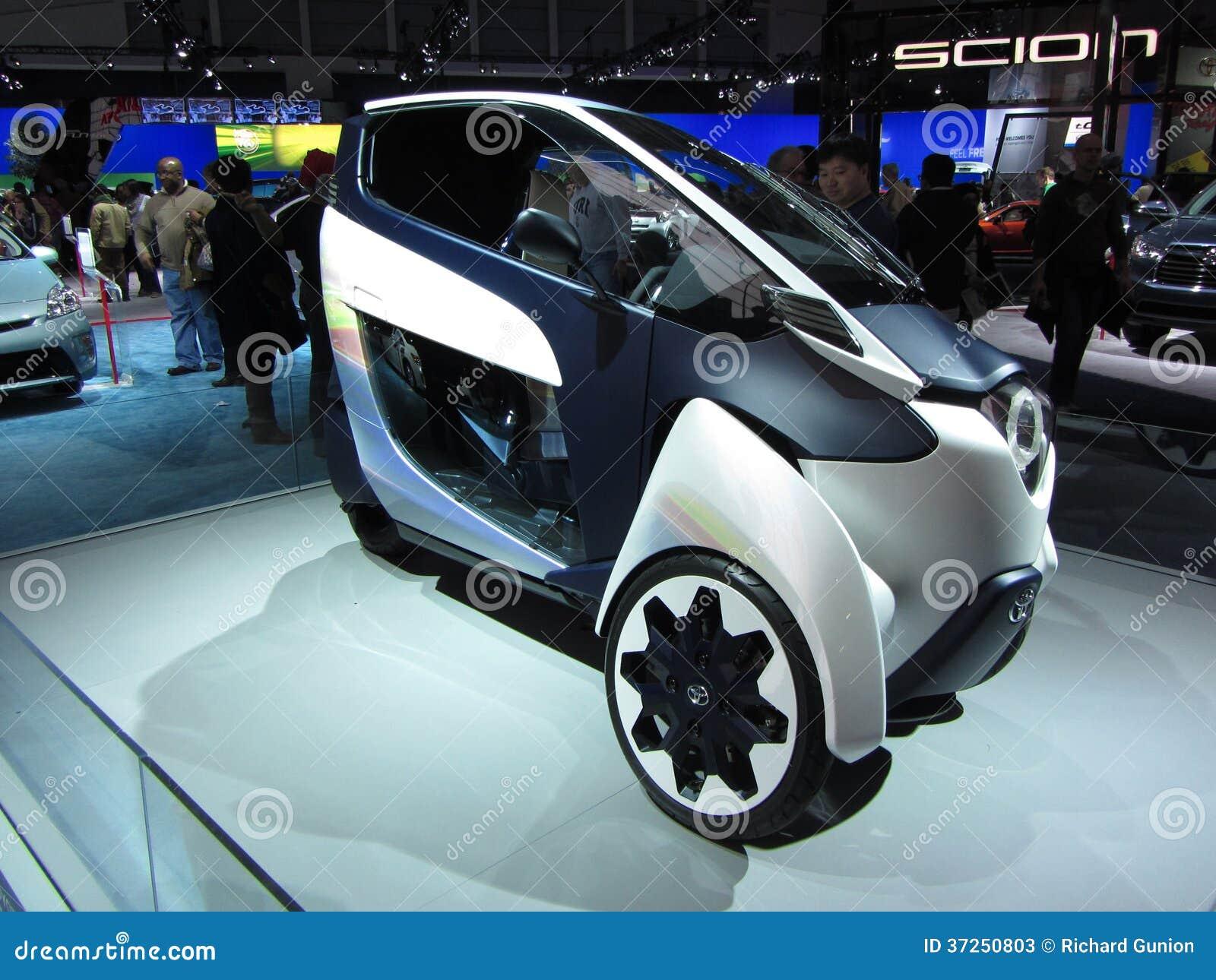 Toyota FV Concept Car Editorial Stock Photo Image Of Economy - Washington dc car show discount tickets