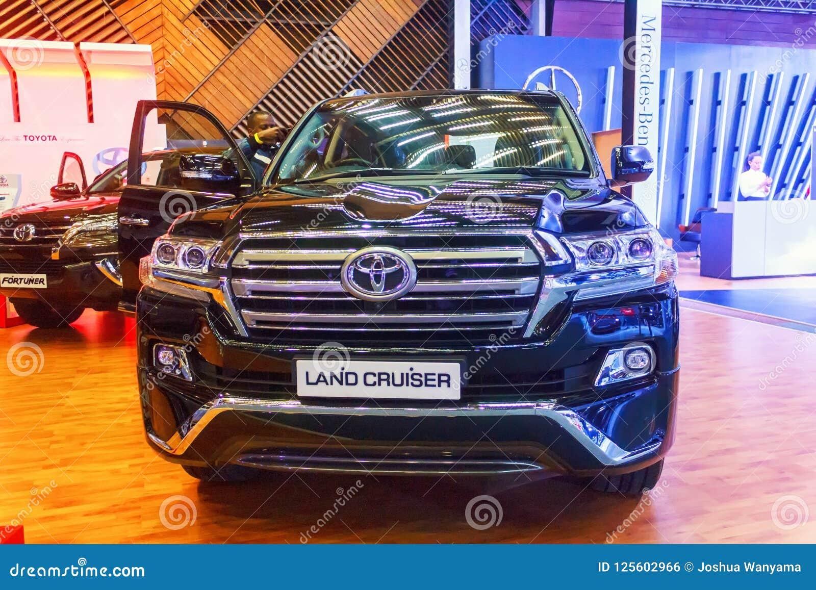Toyota-Landkruiser VX