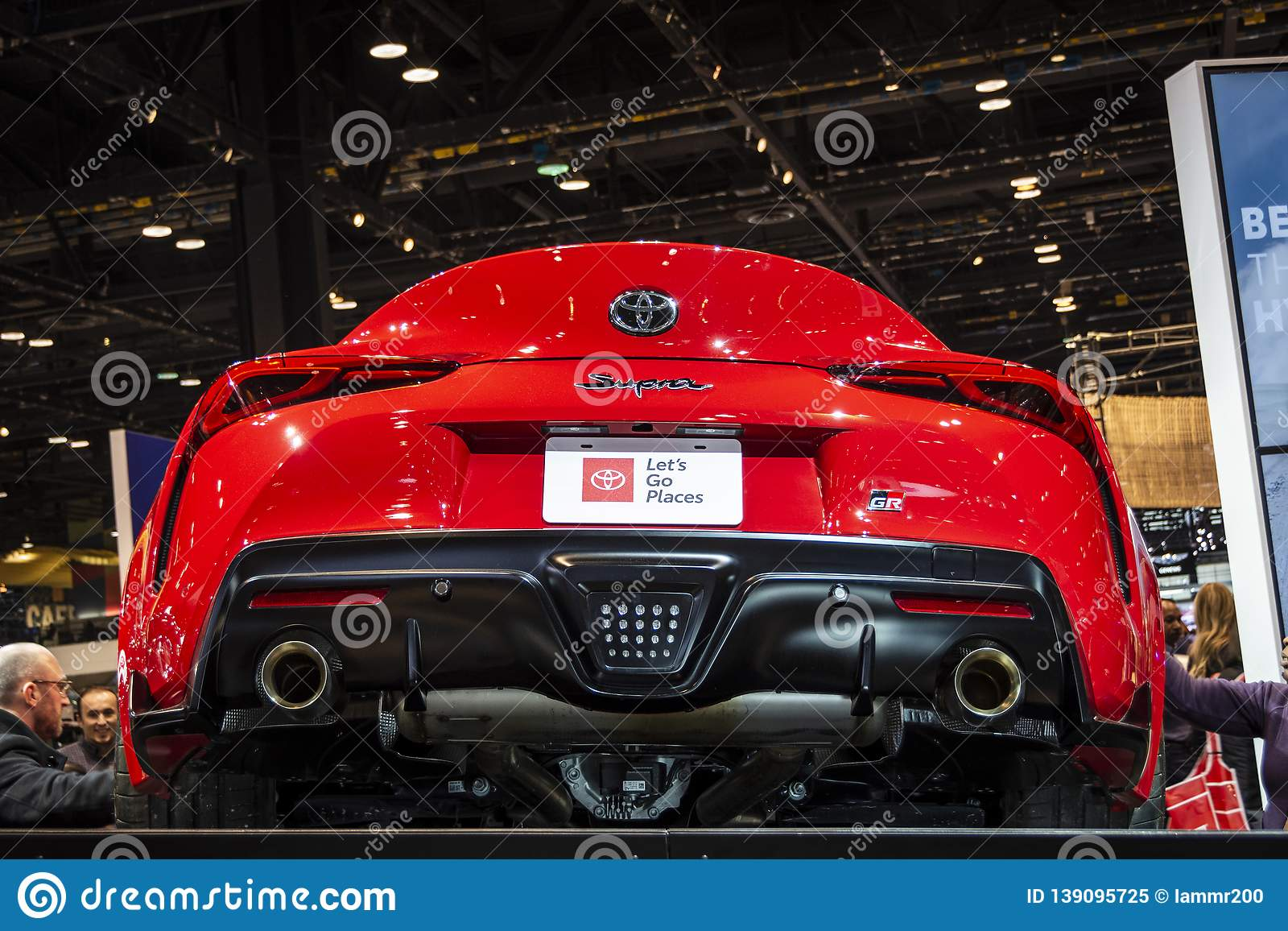 Toyota Supra 2020