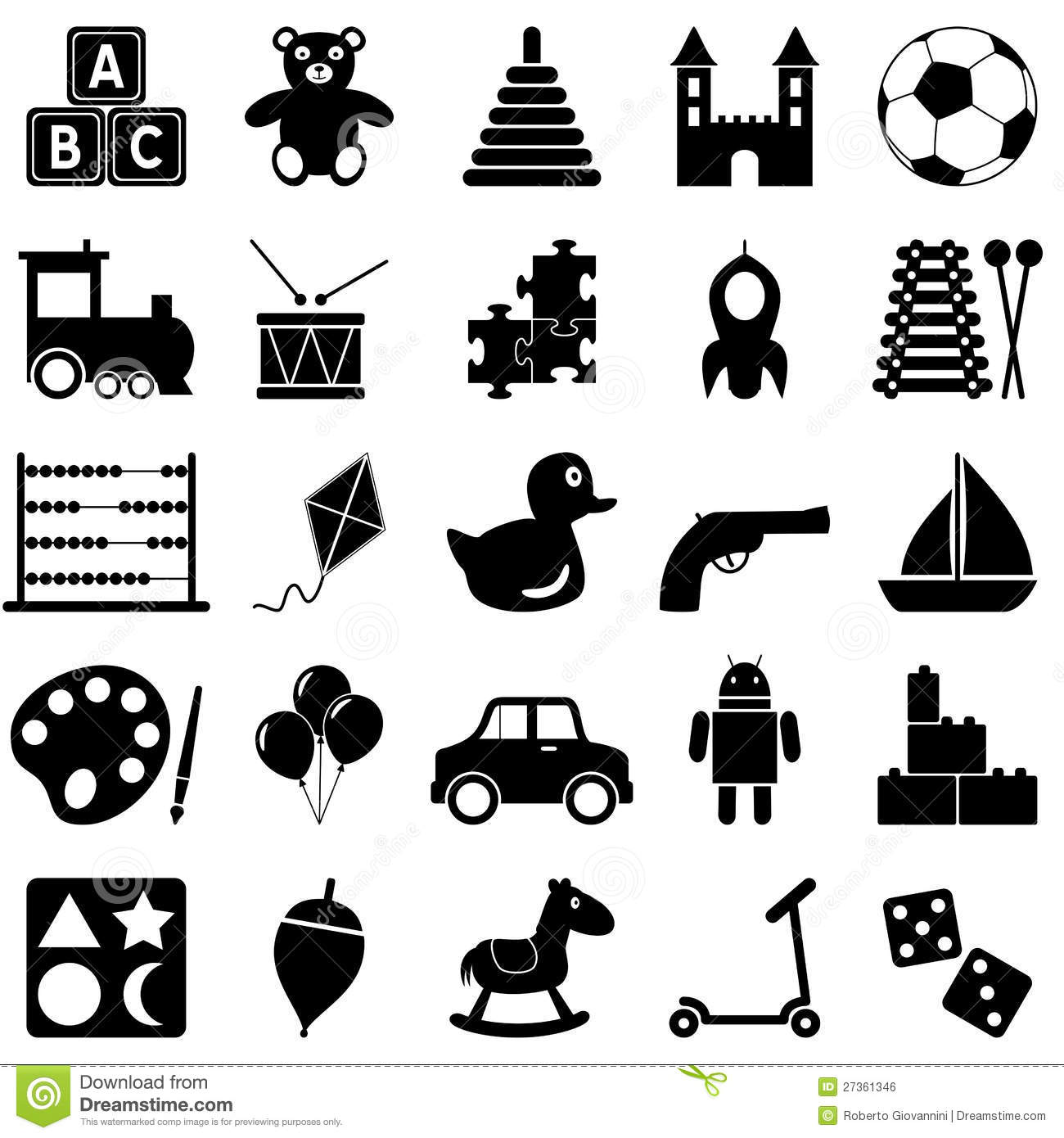 toys black and white icons royalty free stock image xylophone clip art black and white toy xylophone clipart