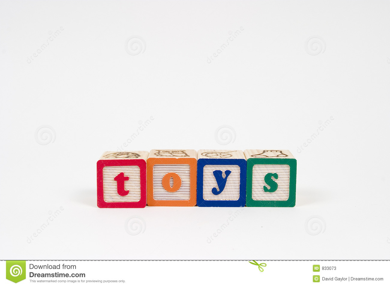 toys in block letters stock image image of sign wooden With block letters toys