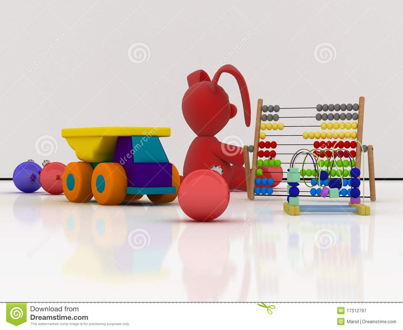 Toys For Christmas Royalty Free Stock Photography   Image  17312797 bZNOWBQ2