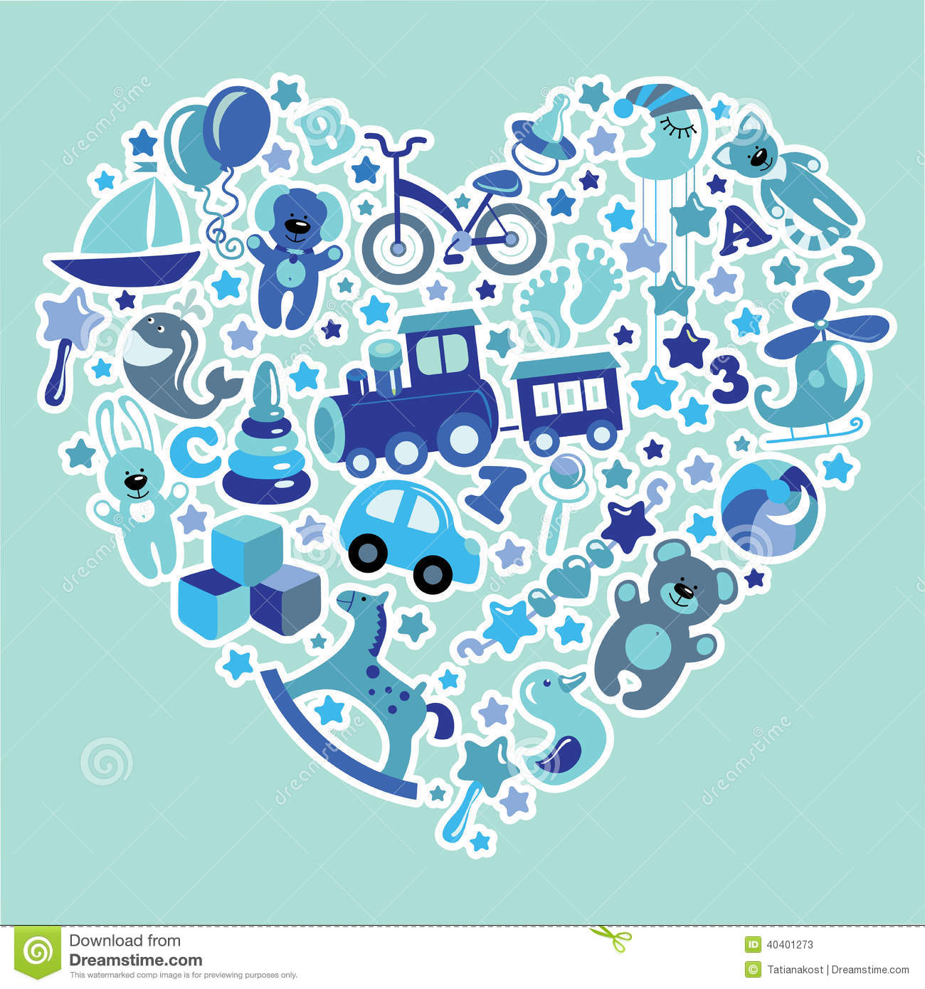 Sweet twins royalty free stock photo image 10320675 - Toys Icons For Baby Boy In Heart Blue Colors Stock Vector Thumbs Dreamstime Com Sweet Twins Royalty Free