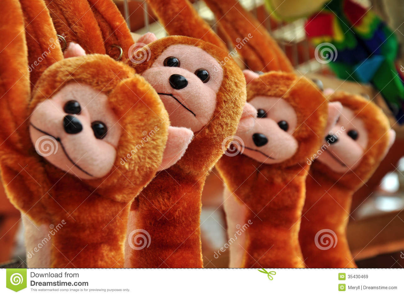 Toys On Sale Stock Image Image Of Background Cute Faces 35430469