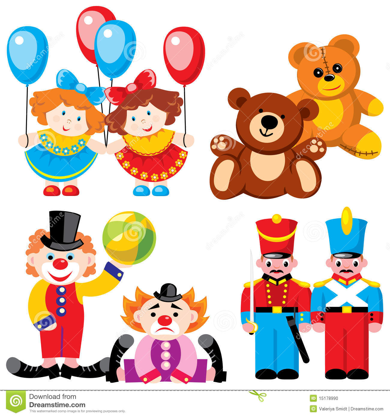 Toys For Twins : Toys twins stock photo image