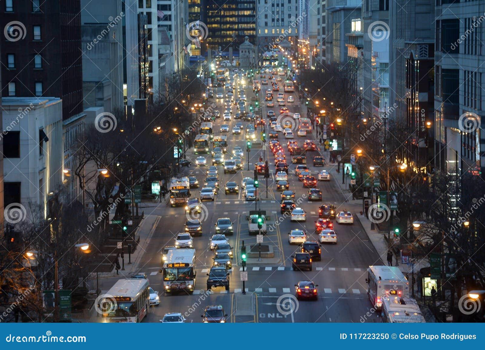 Tráfico de Chicago