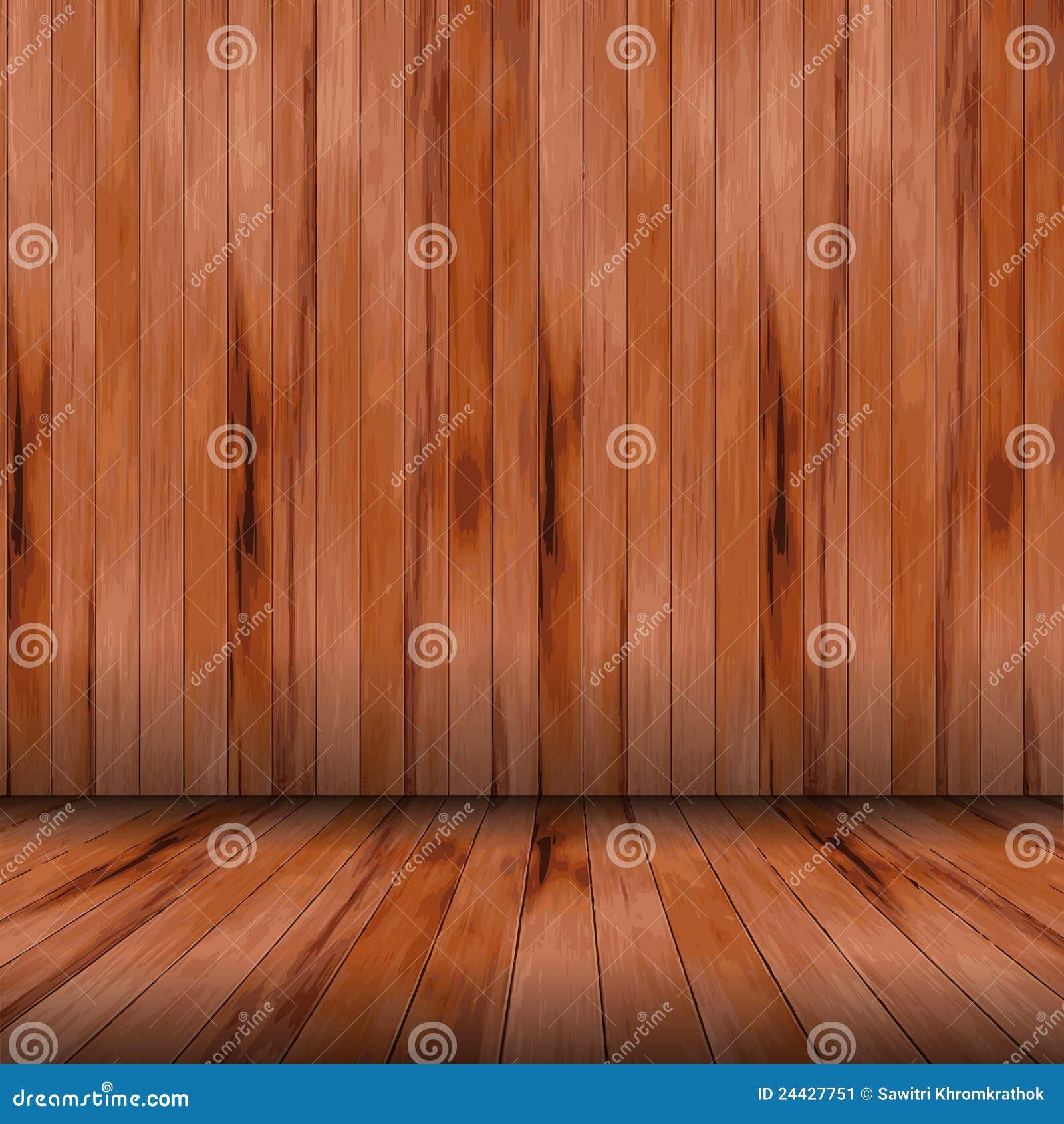 Trä för vektor för lokal för golvpanel