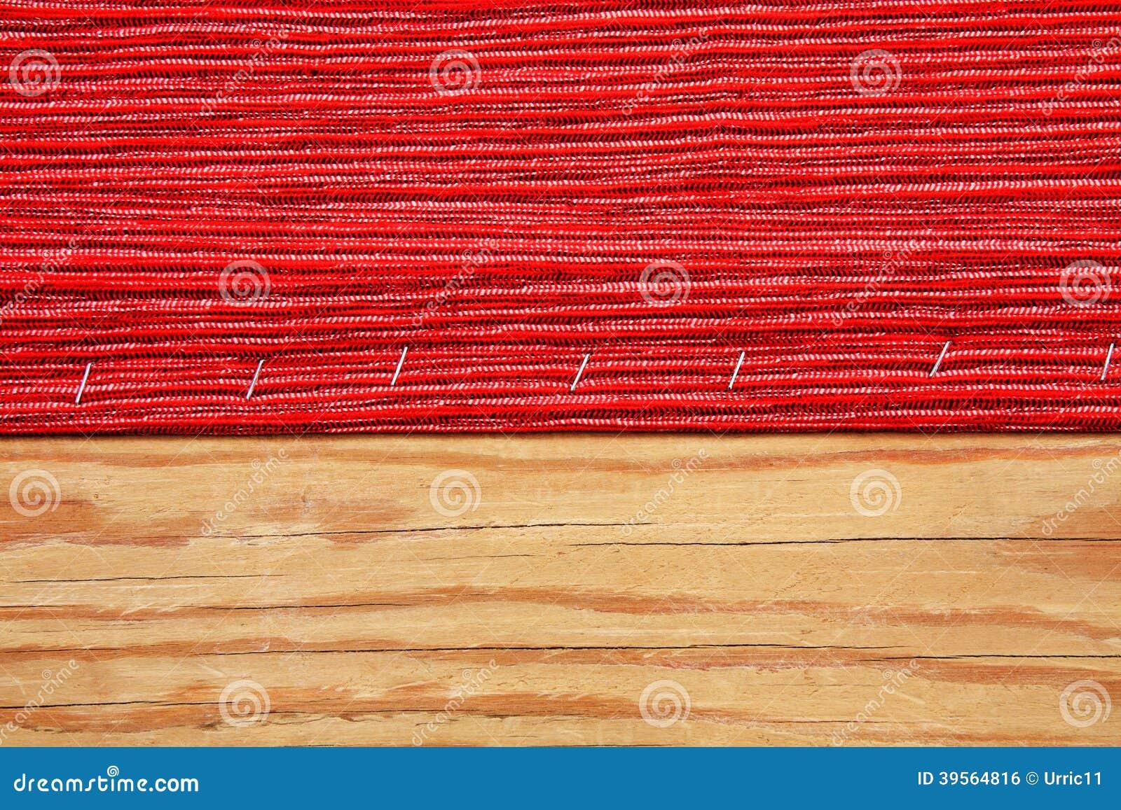 Trä och textil