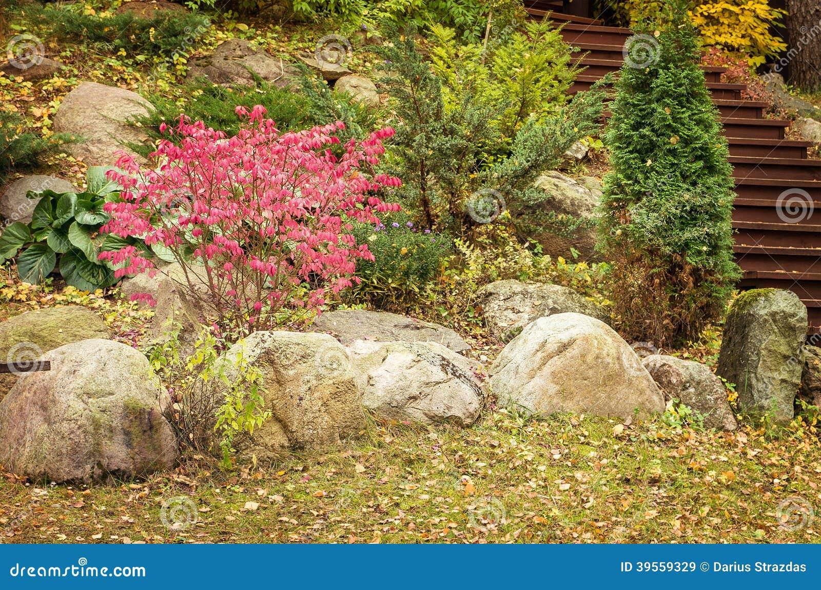 Trädgårds- litet