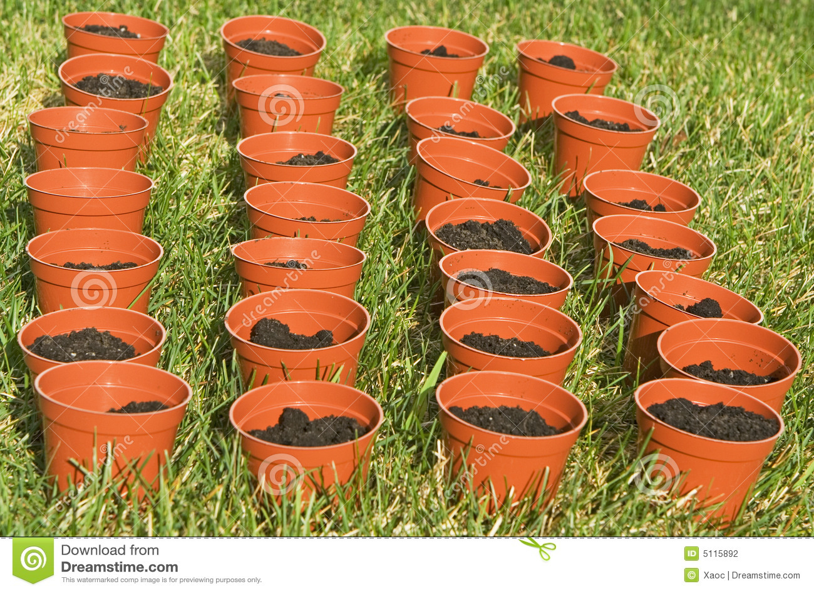 Trädgårds- planters