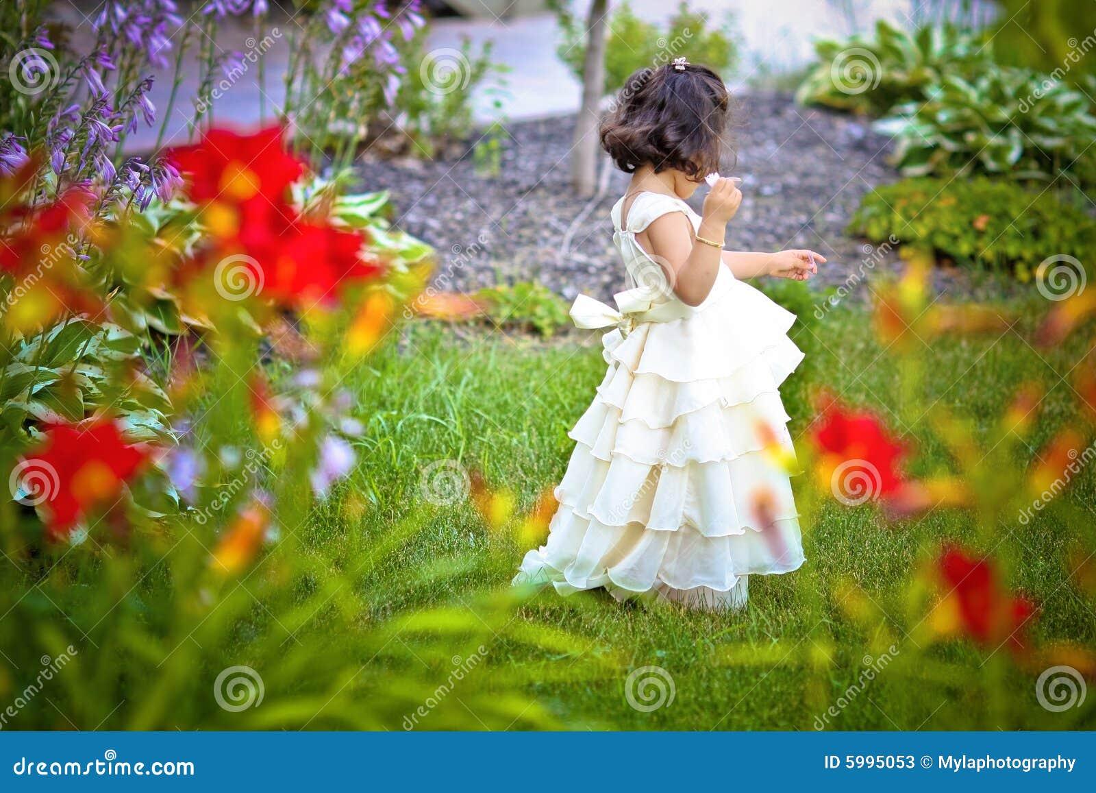 Trädgårds- princess