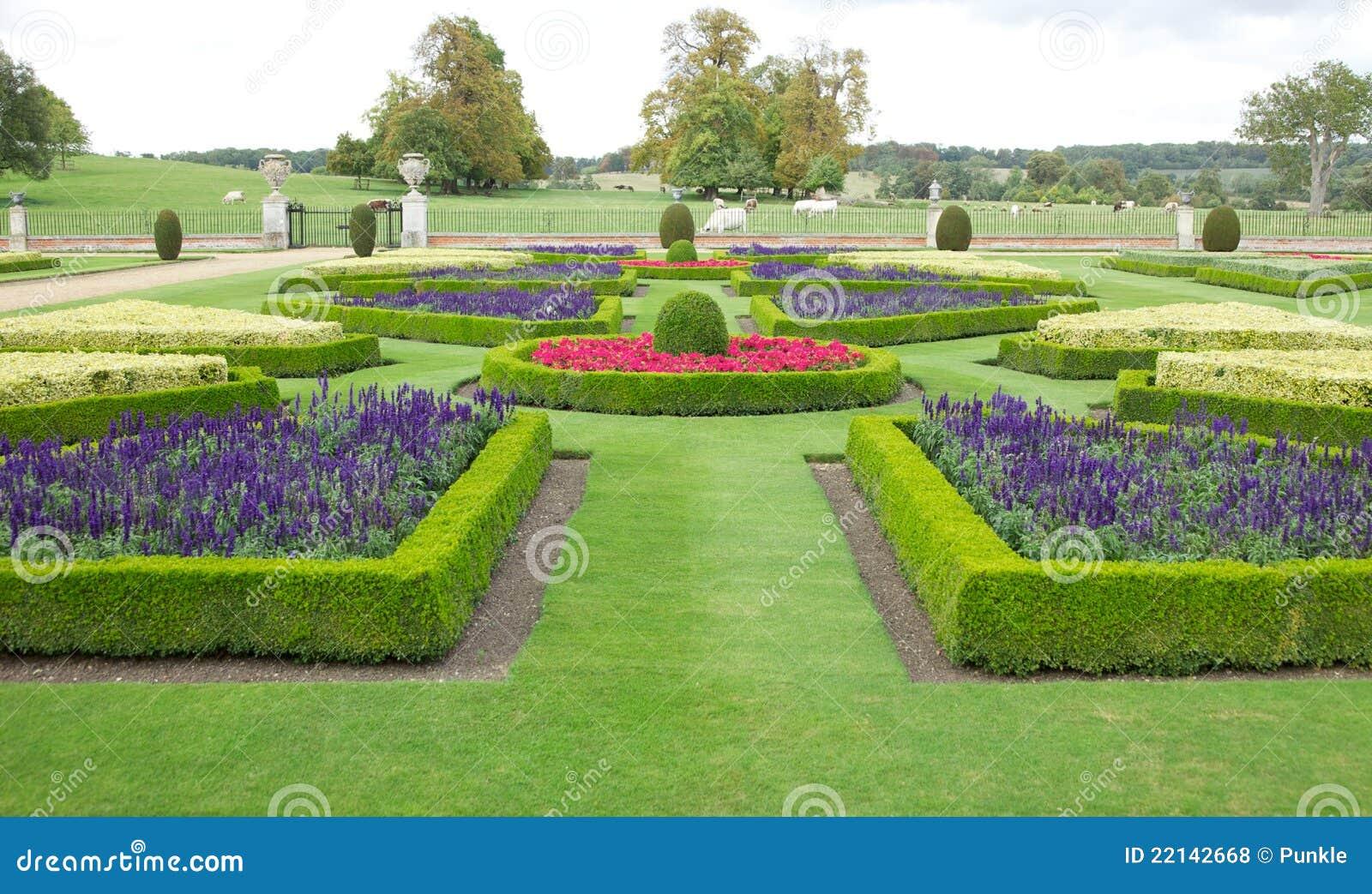 Trädgårds- sikt