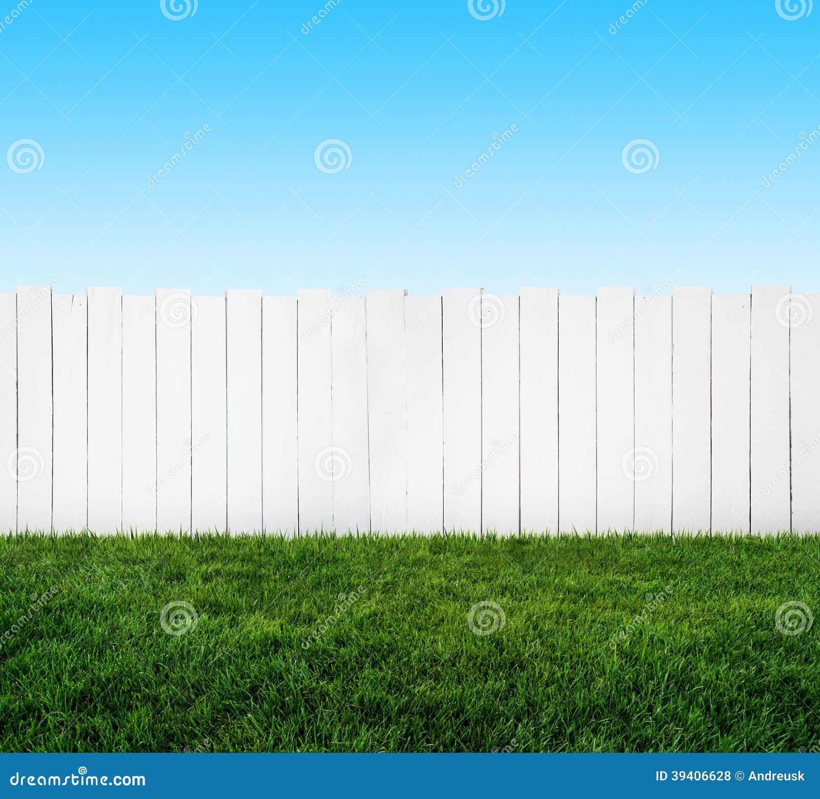 Trädgårds- staket