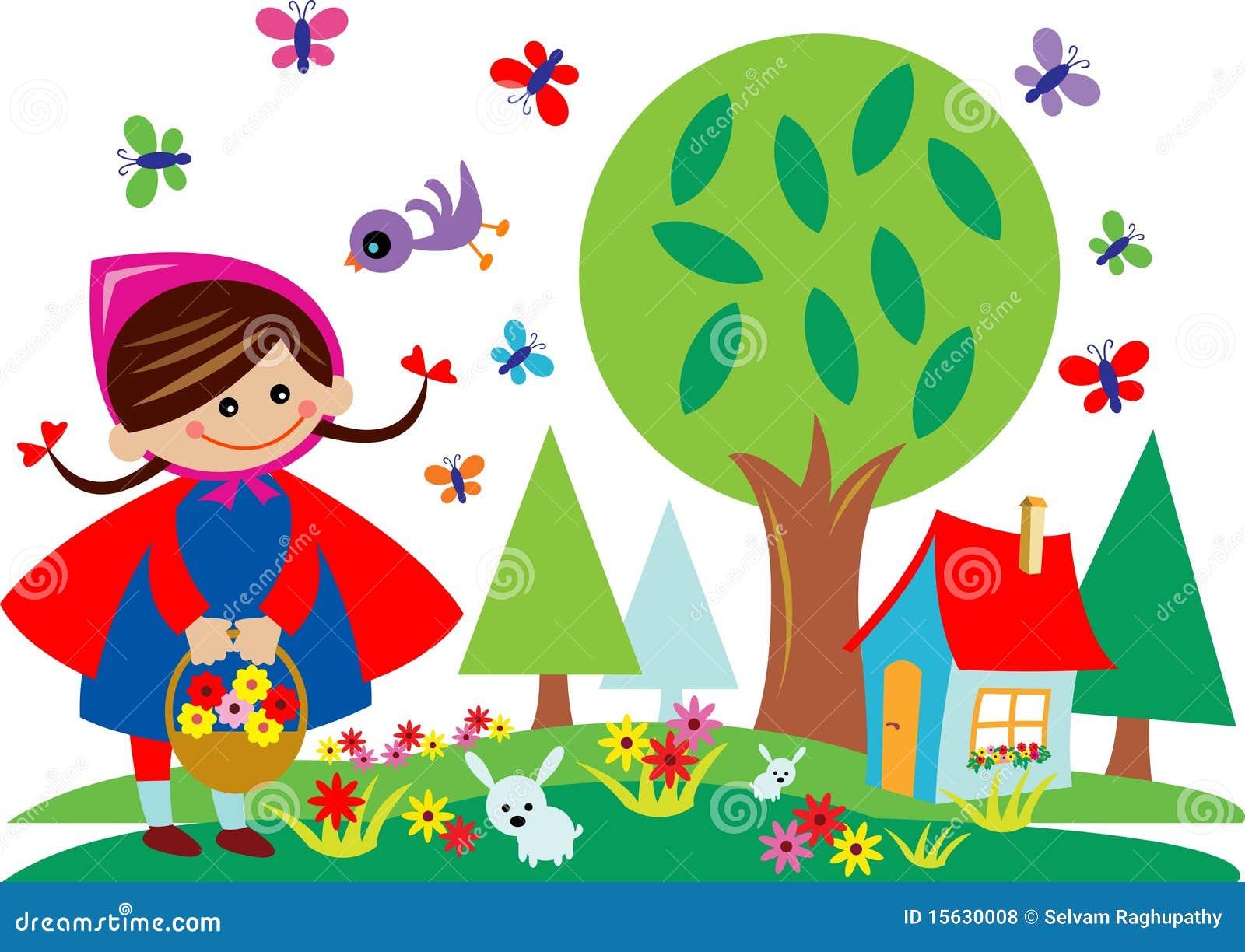 Trädgårds- unge