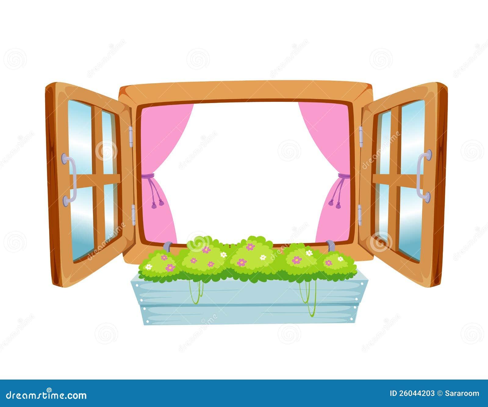 Träfönster