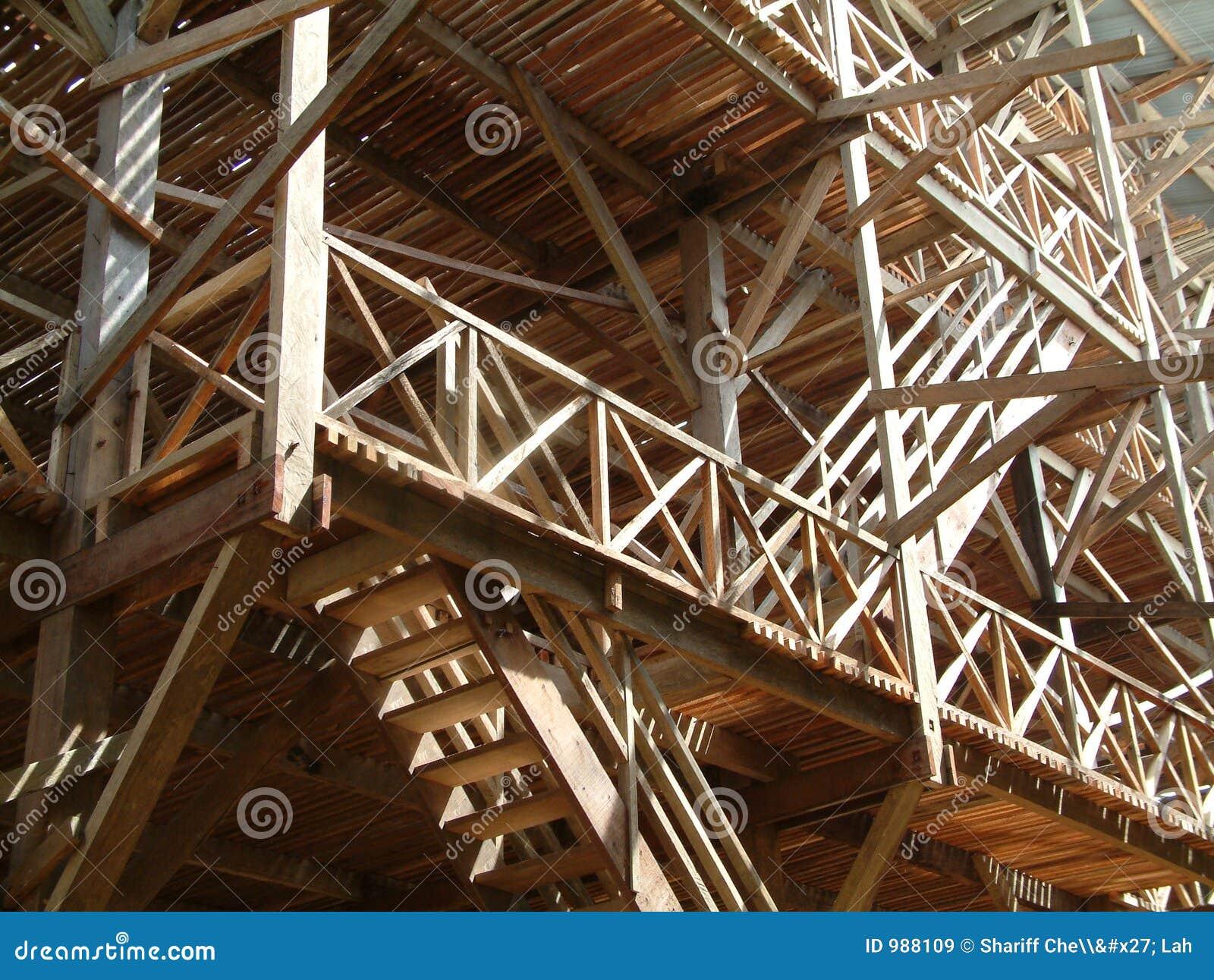 Träfabrik
