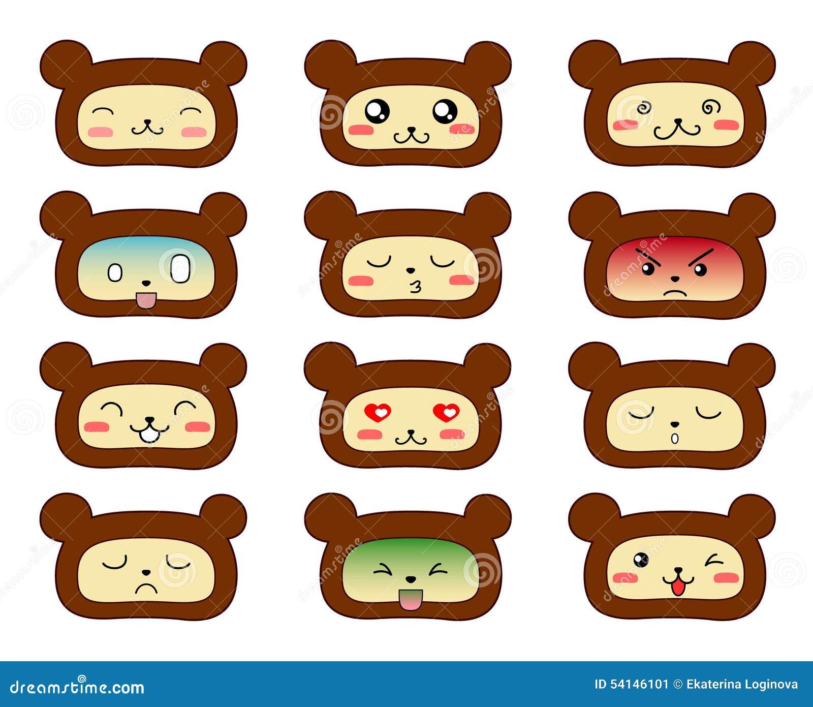 Trägt Emoticons