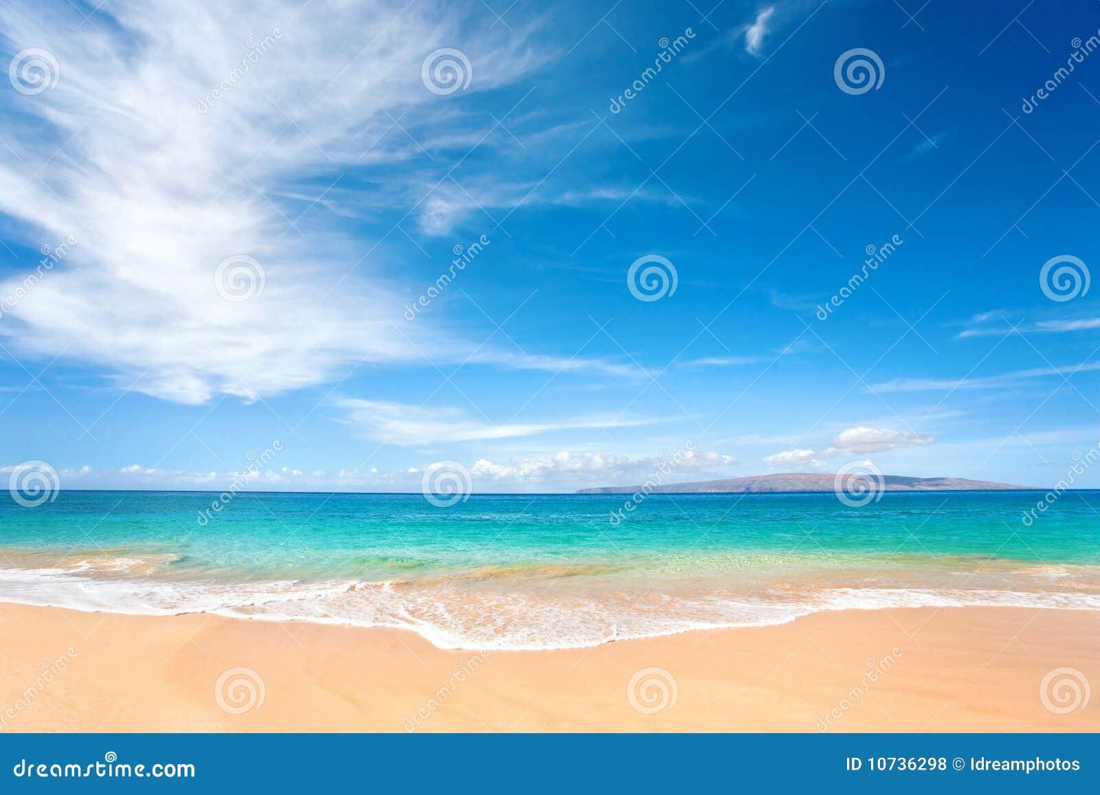Träumerischer Strand