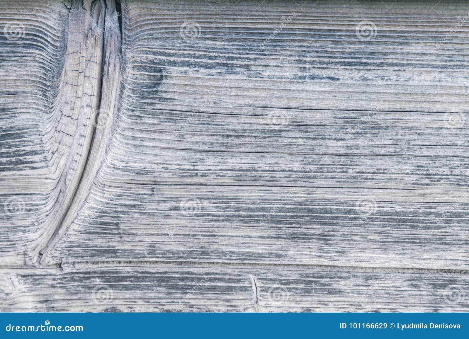Träväggbakgrundsdesign tappning lantligt ridit ut trä Timmerdesignstil Wood plankor, bräden är gamla med en härlig ru