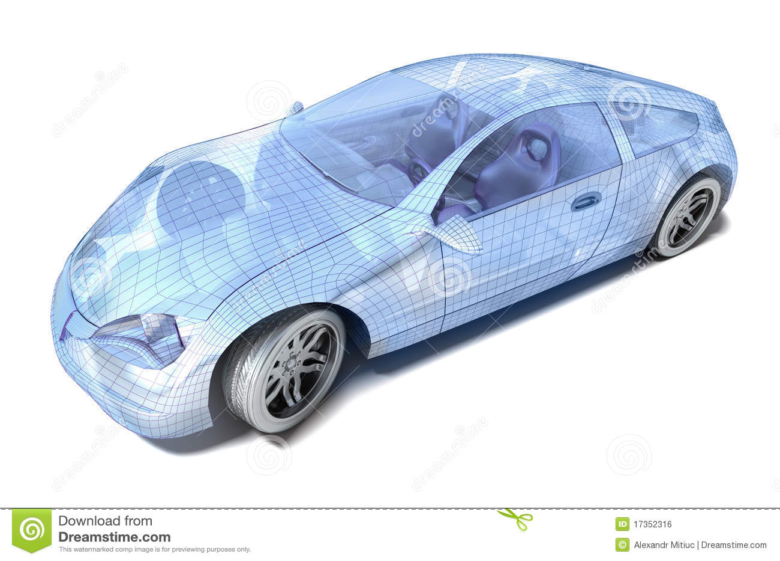 Tråd för bildesignmodell