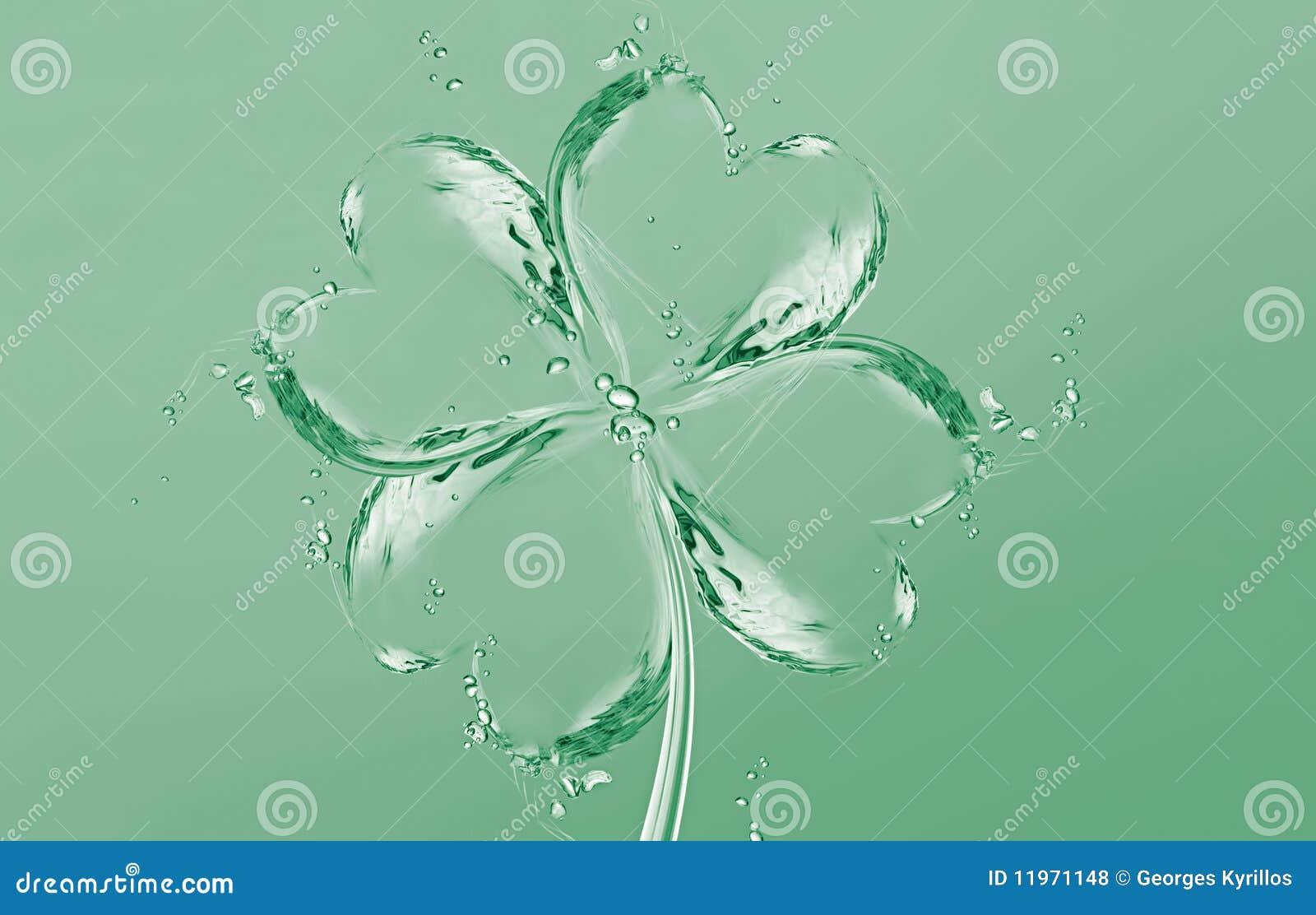 Trèfle de Quatre-Lame de l eau
