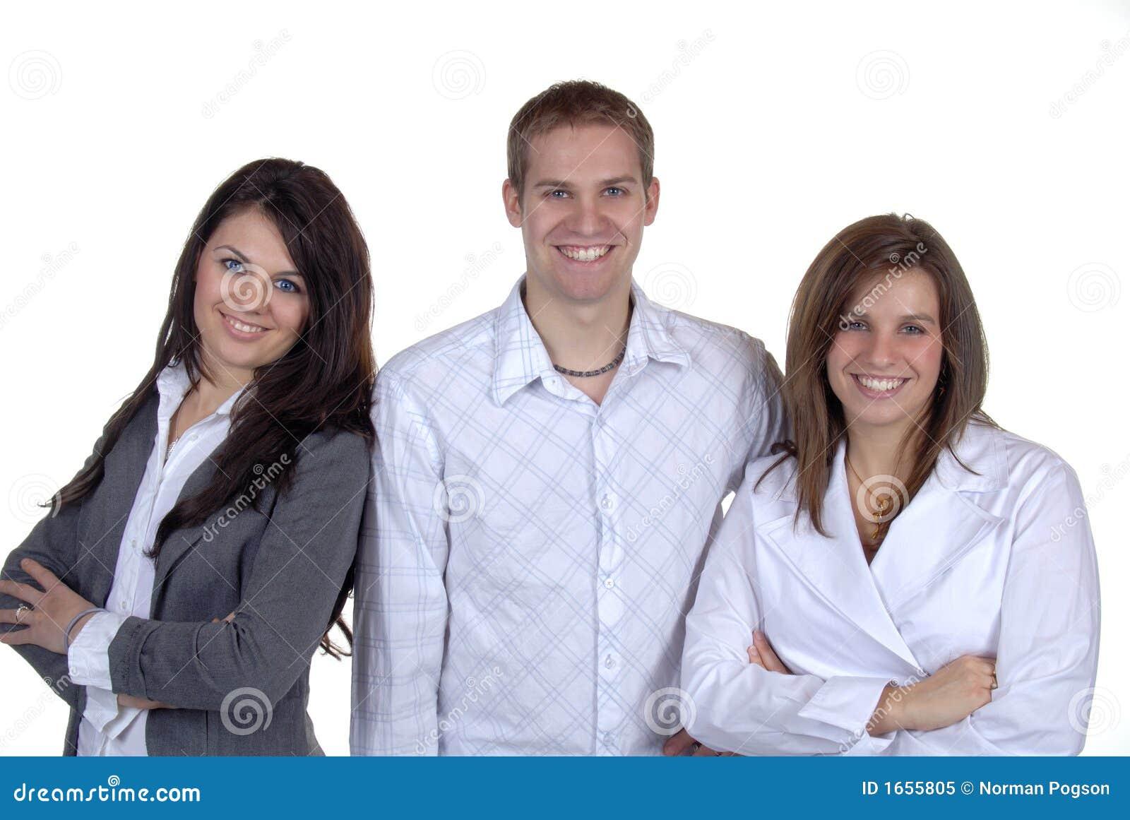 Três amigos