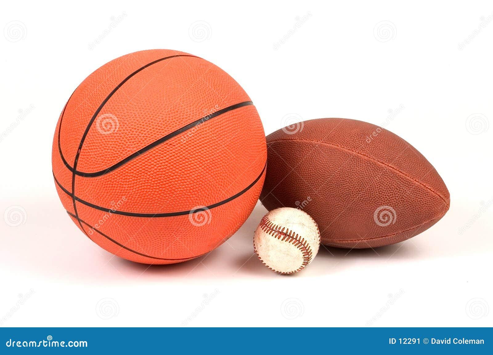 Três esportes