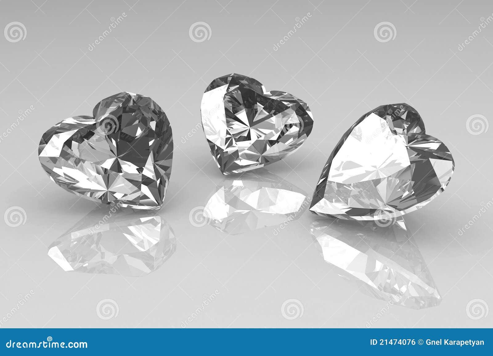 Nenhum diamante neste mundo