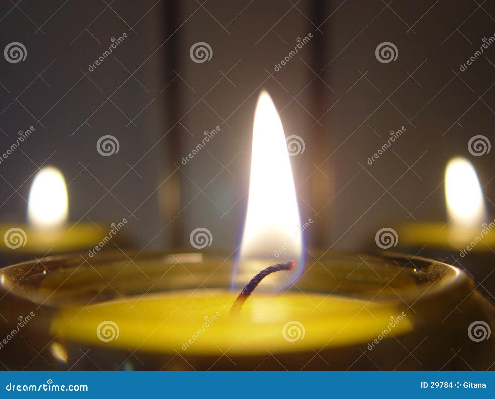 Três velas