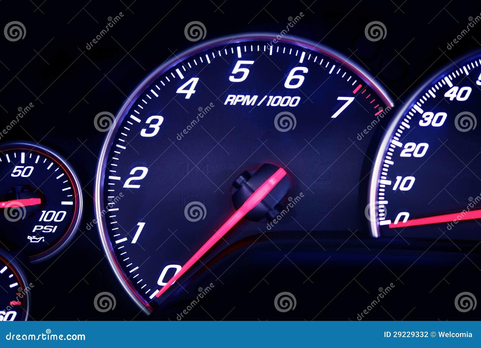 Download Traço Do Carro Com Instrumentos Foto de Stock - Imagem de equipamento, carro: 29229332