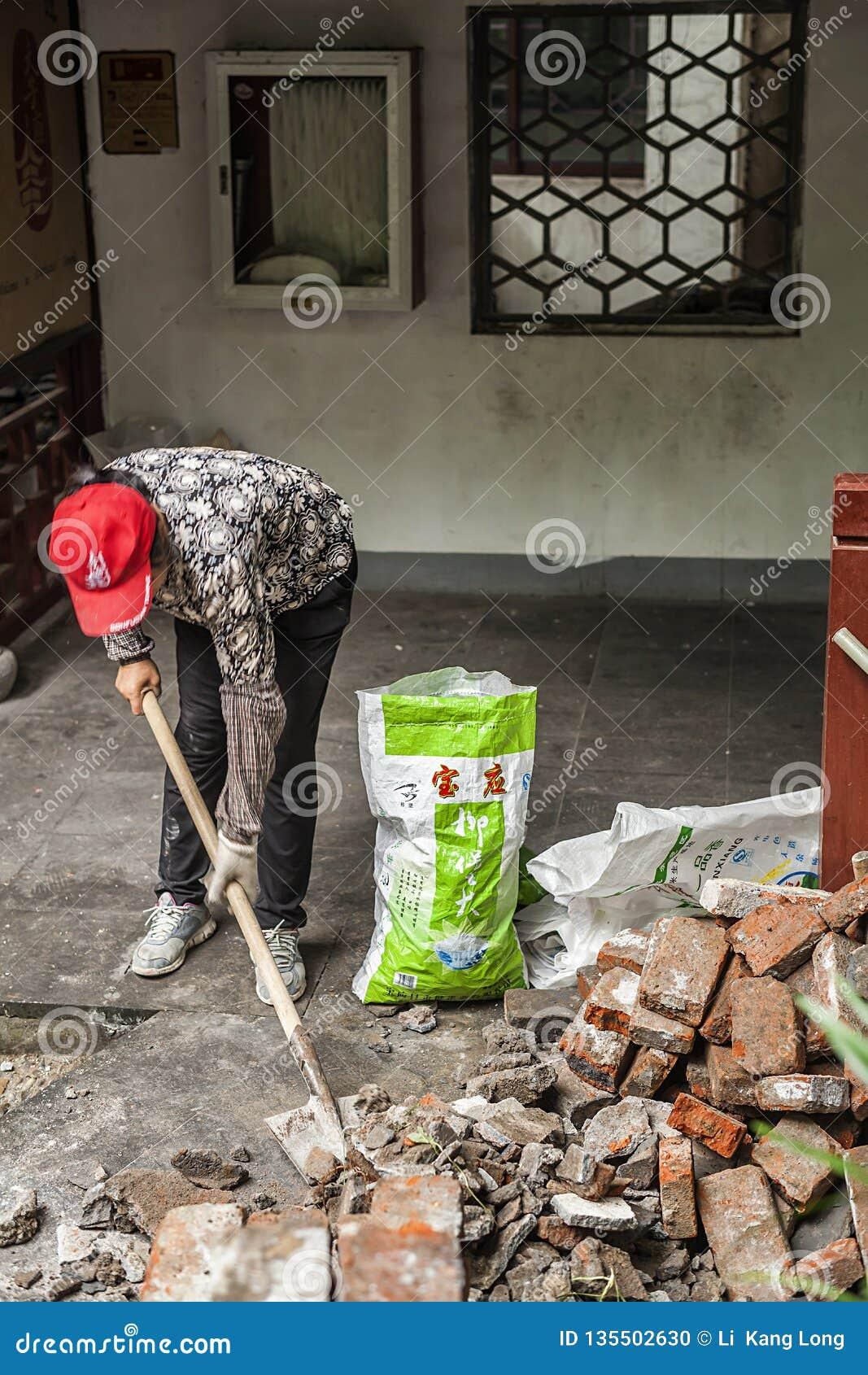 Trabajo de los trabajadores emigrantes