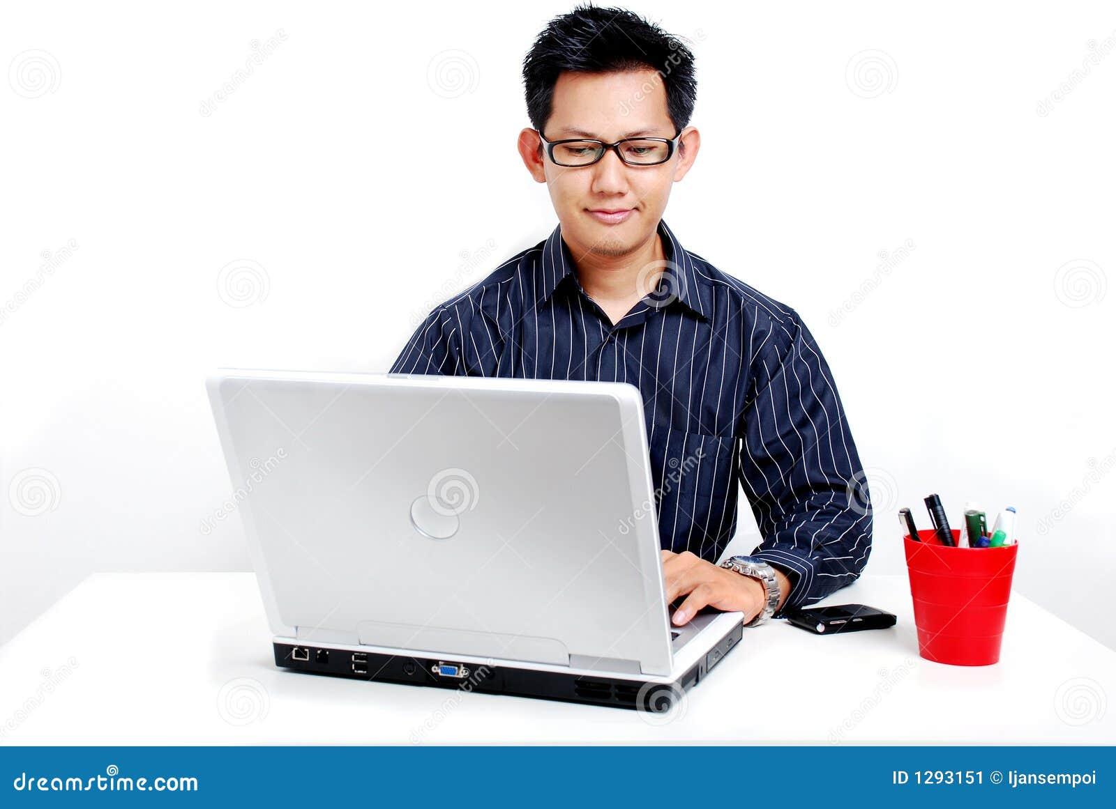 Trabajo en el ordenador