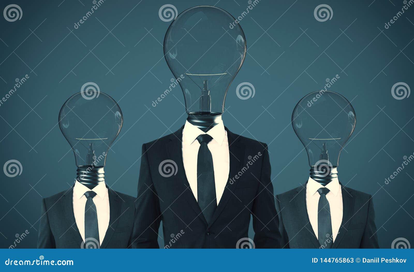Trabajo en equipo e innovar concepto