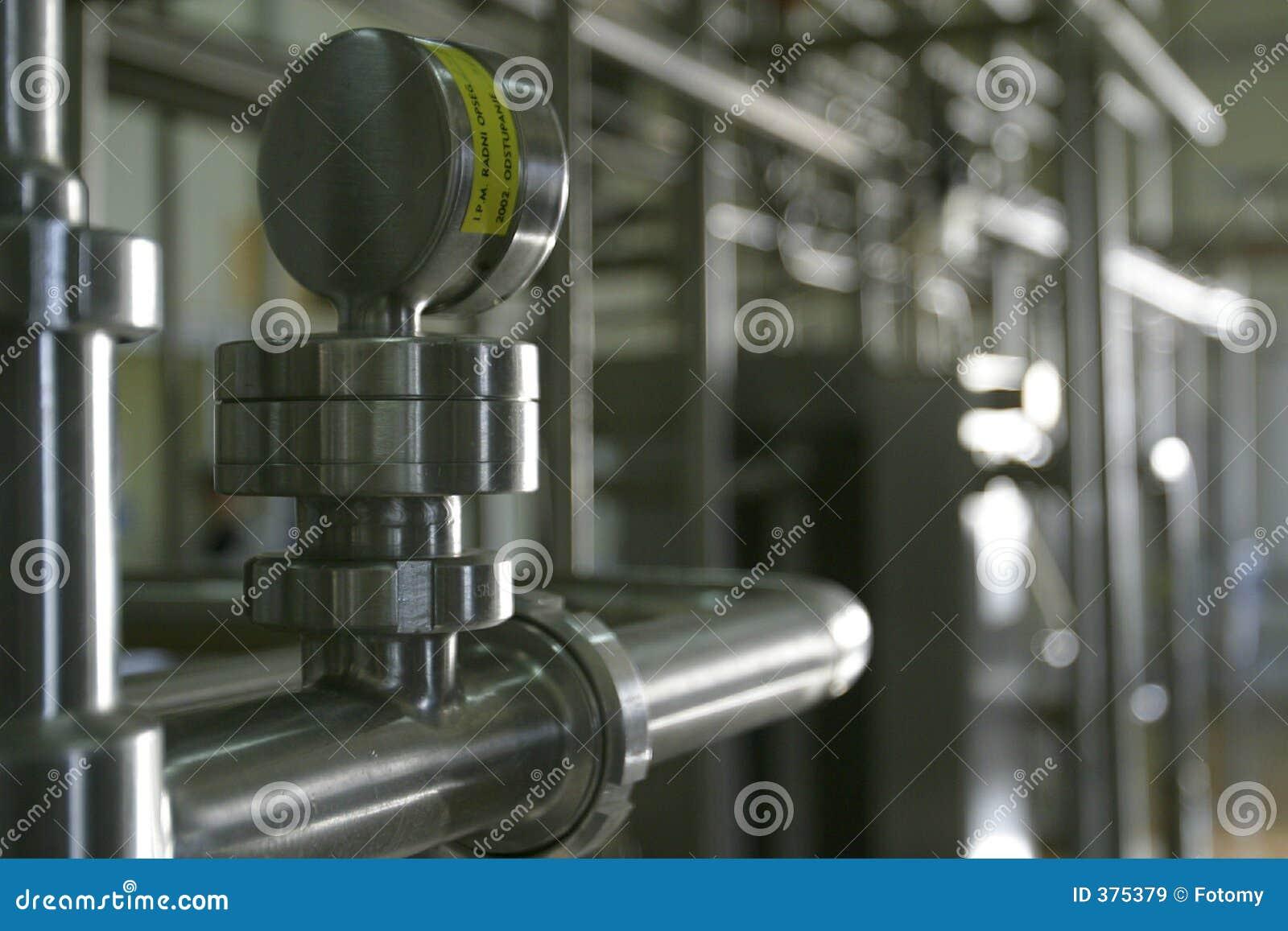 Trabajo inoxidable industrial del tubo de acero