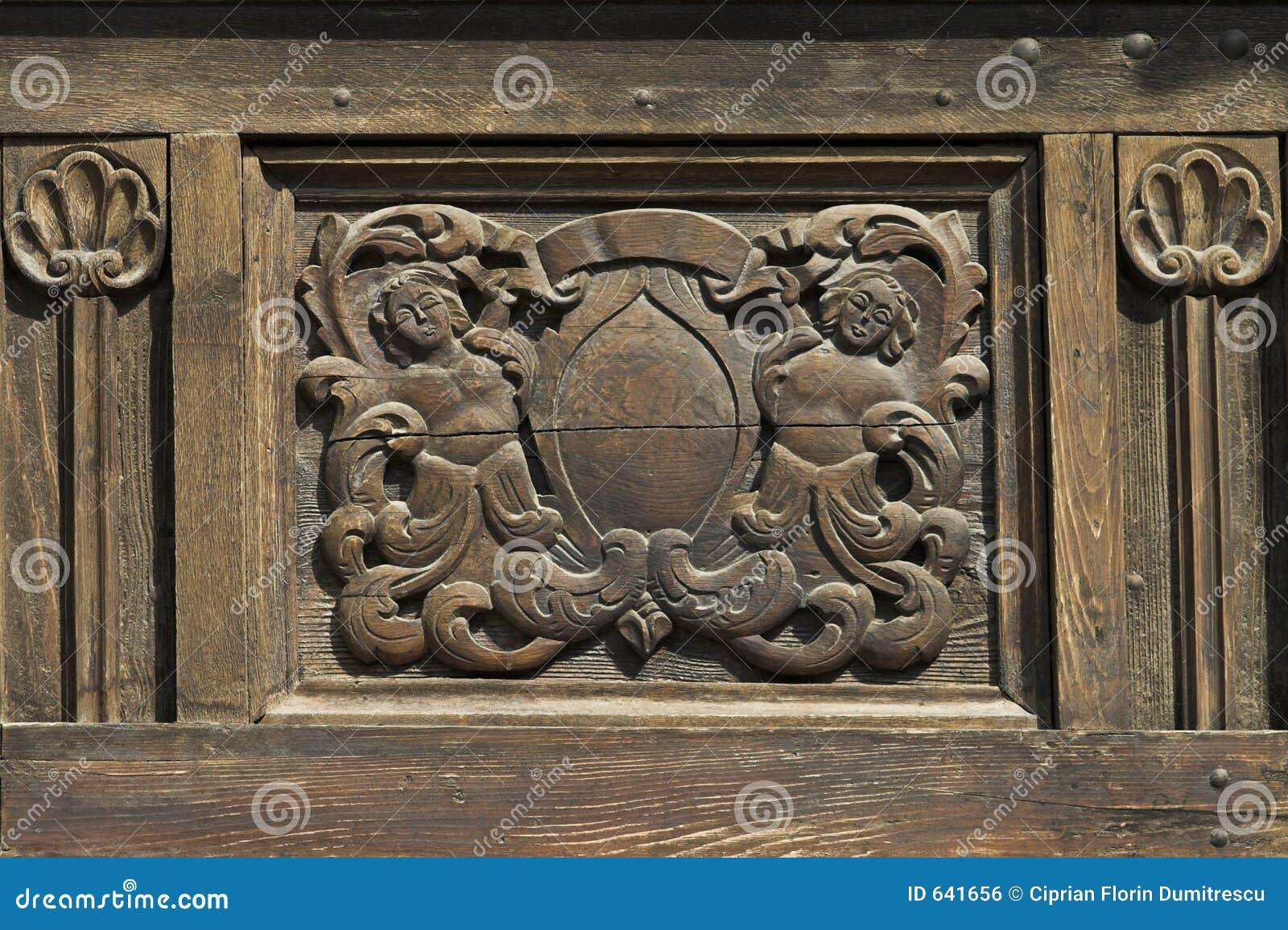 trabajos manuales de madera imagen de archivo libre de regalas