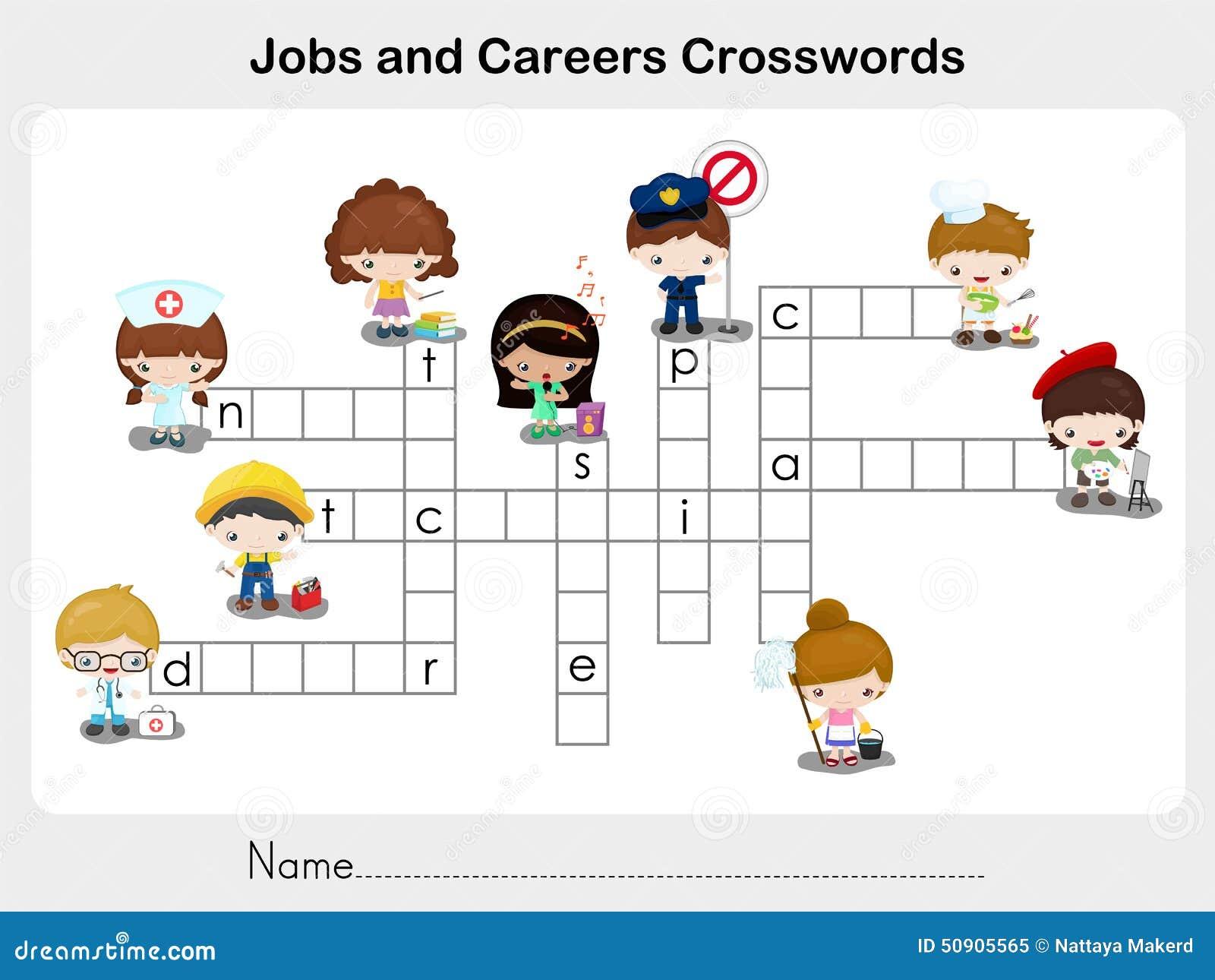 Boys Name  Letters Crossword