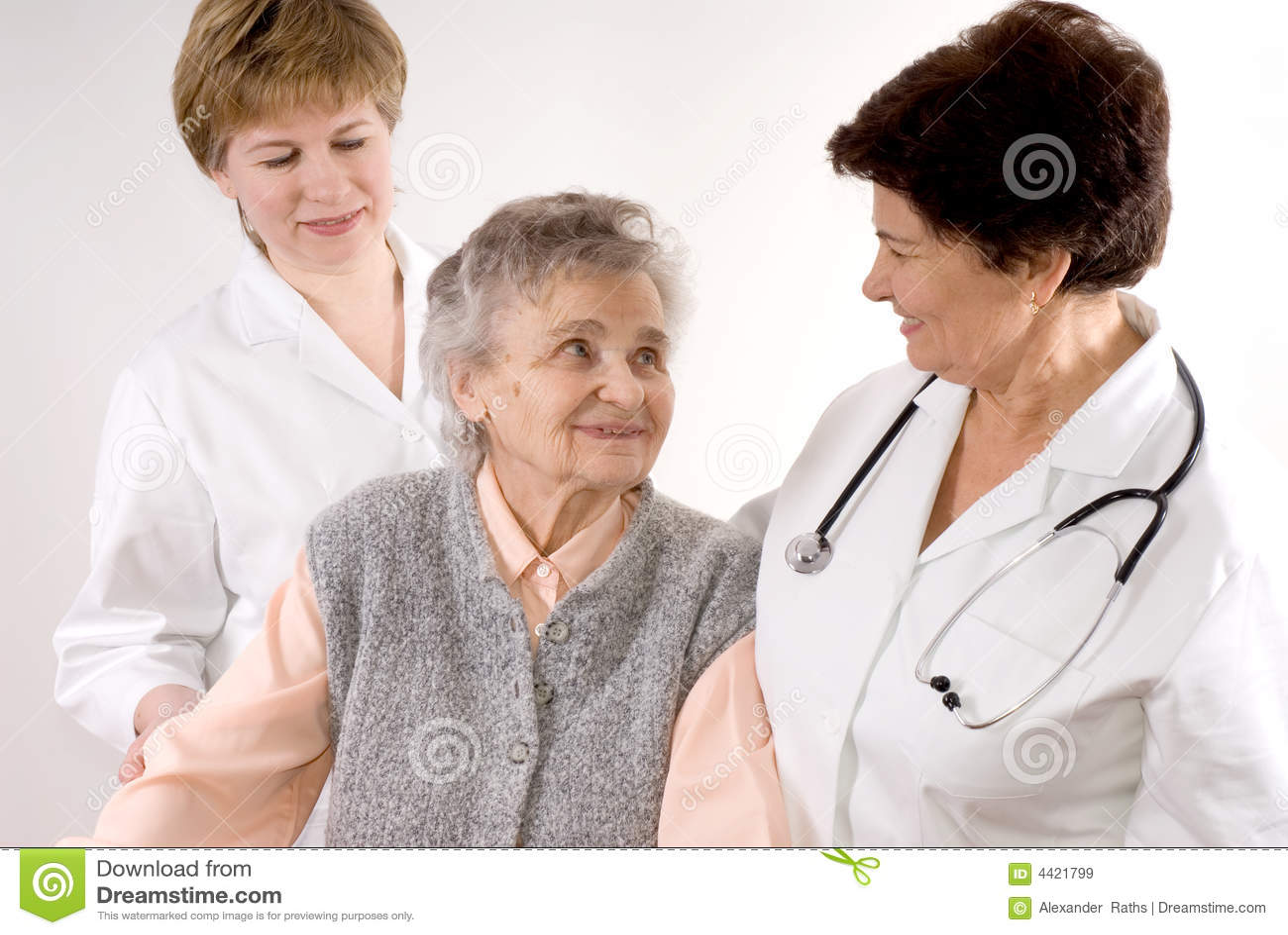 Trabalhadores dos cuidados médicos