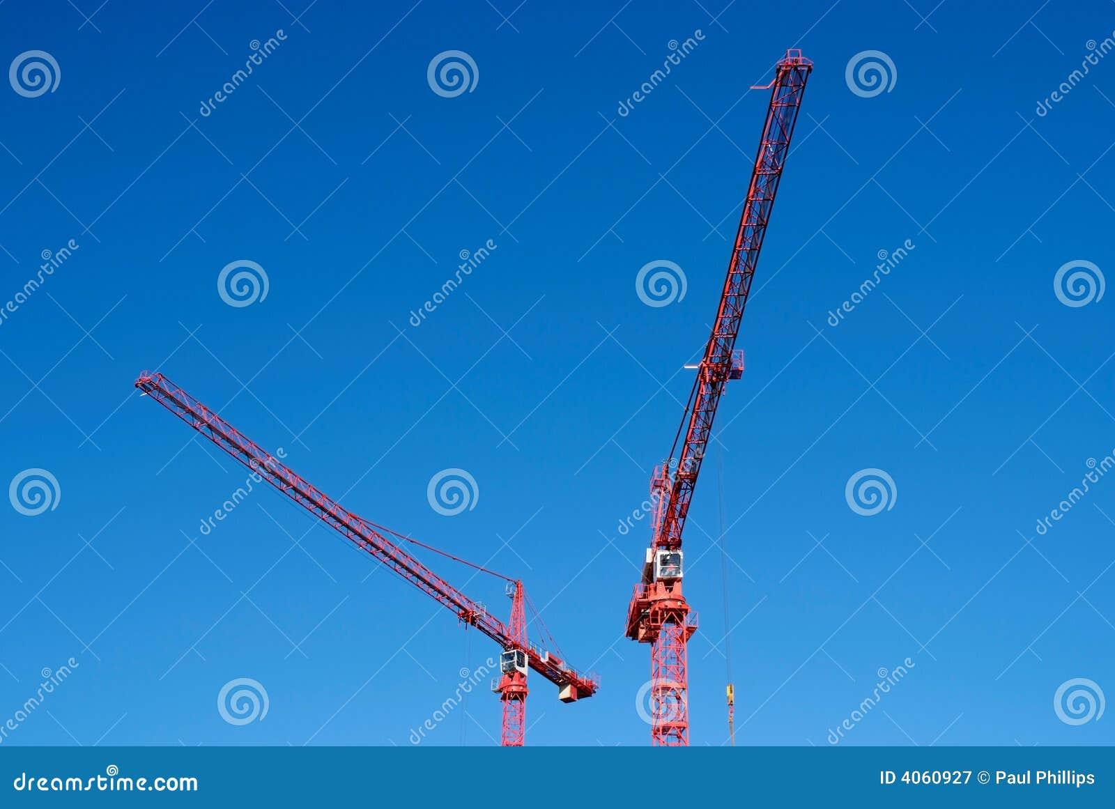 Trabalhos de construção