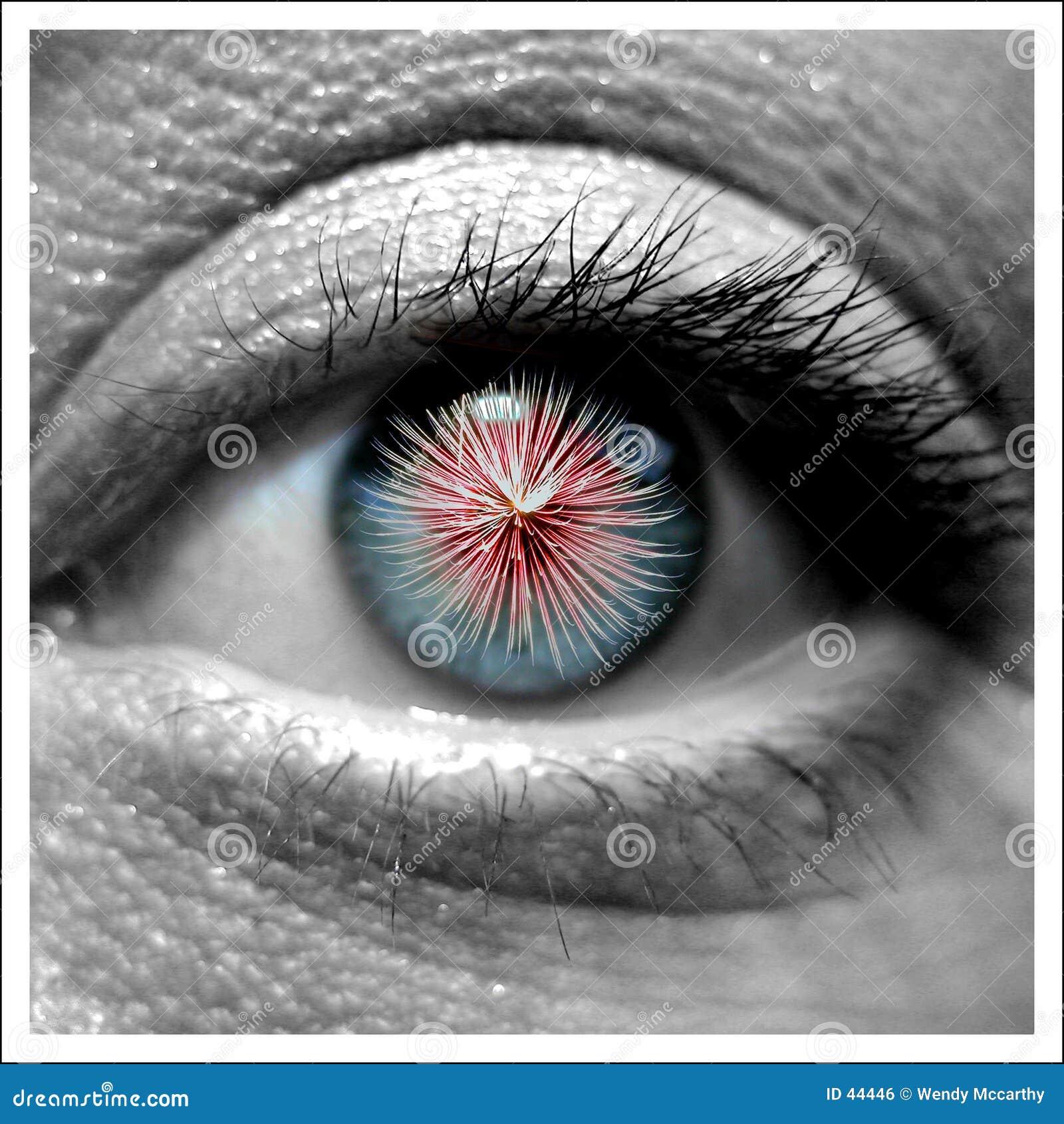 Trabalhos do olho