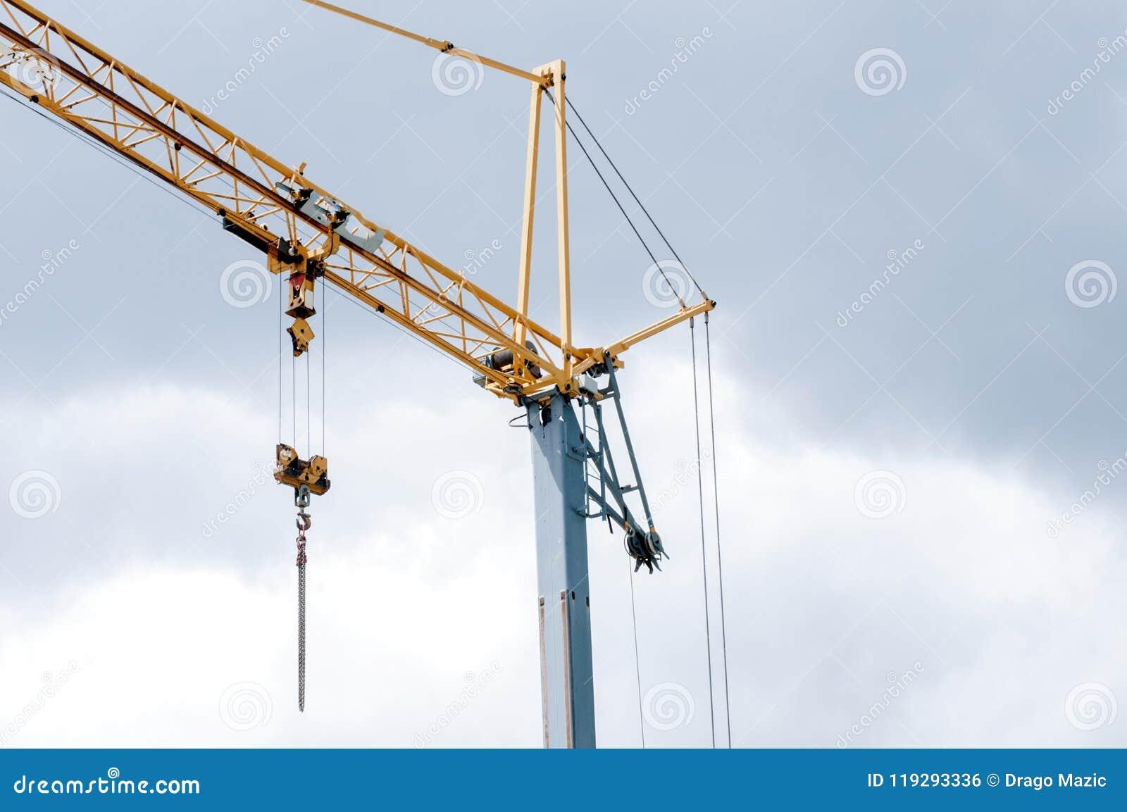 Trabalhos na construção