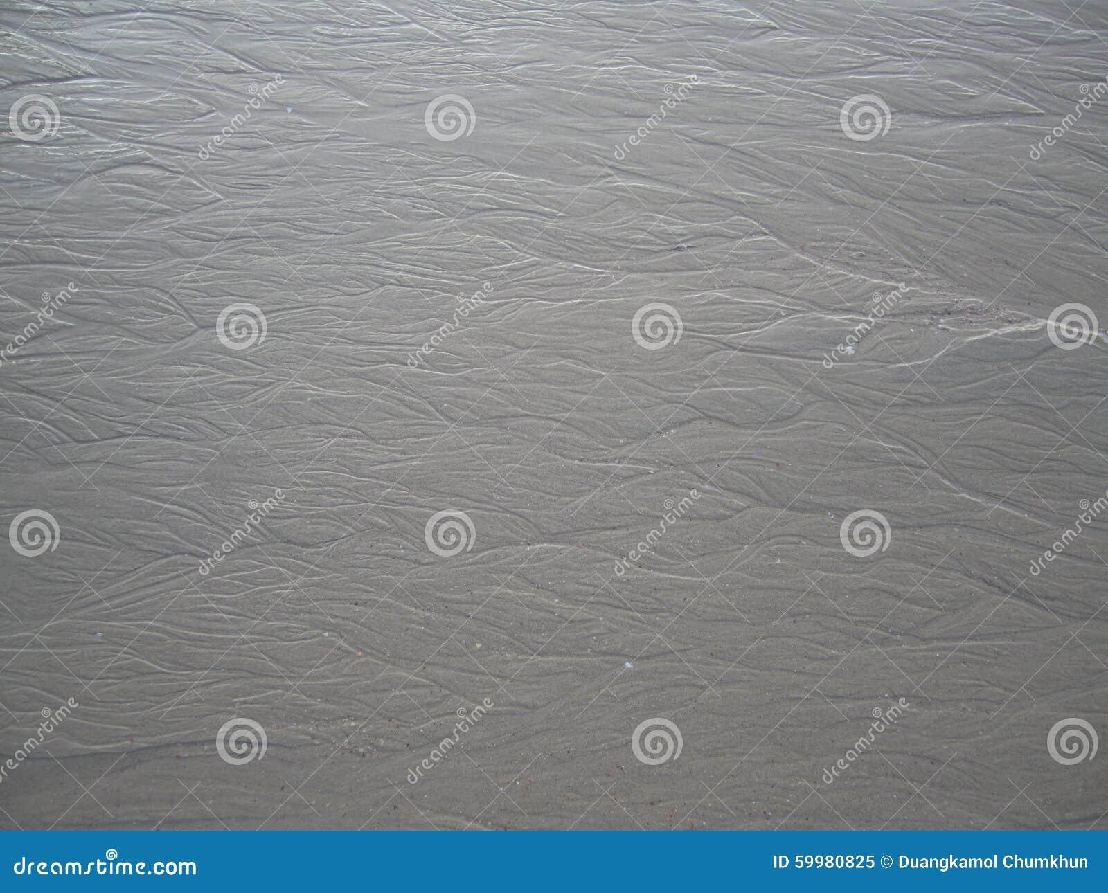 Tracery на песке