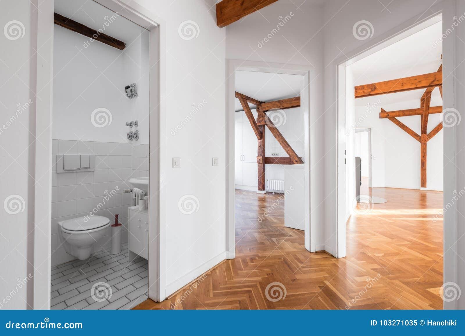 Tracez L\'appartement Après Rénovation - Videz Le Couloir ...