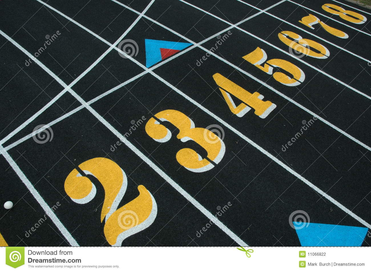 track and field lane numbers stock photography image Running Clip Art Free free track and field clipart graphics