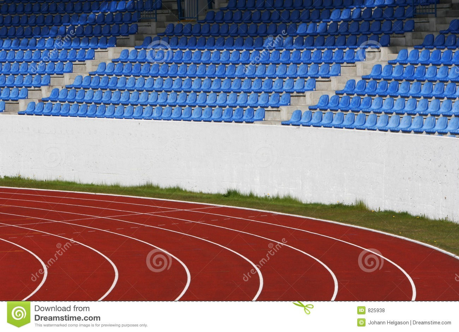 Tracks and seats